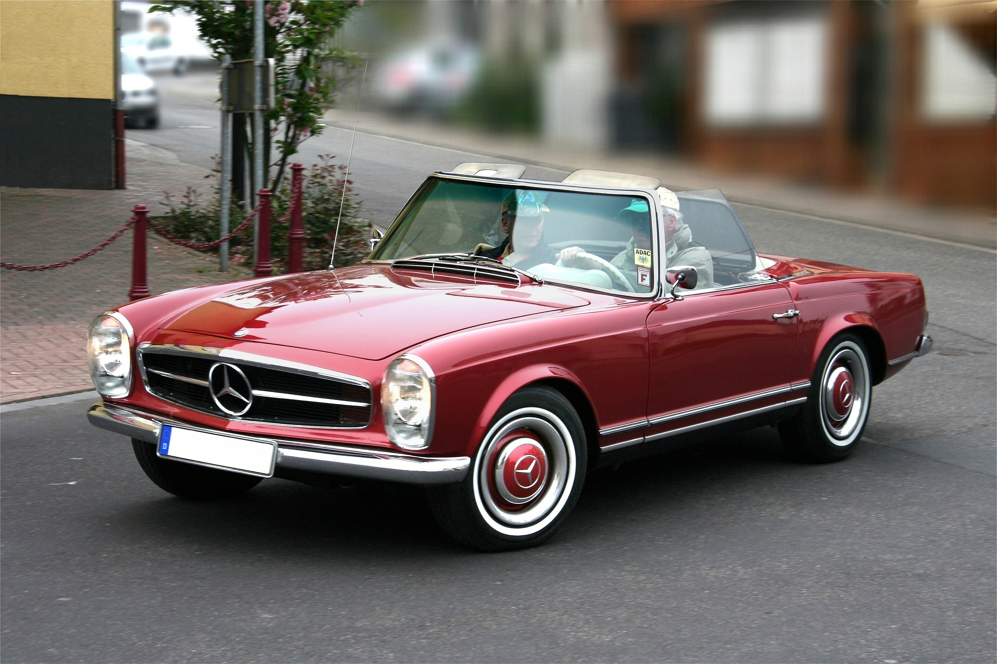 Cars mercedes sl #7