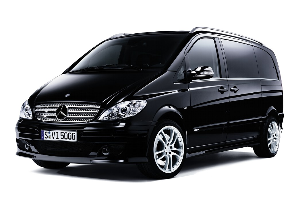 Cars mercedes viano 2006