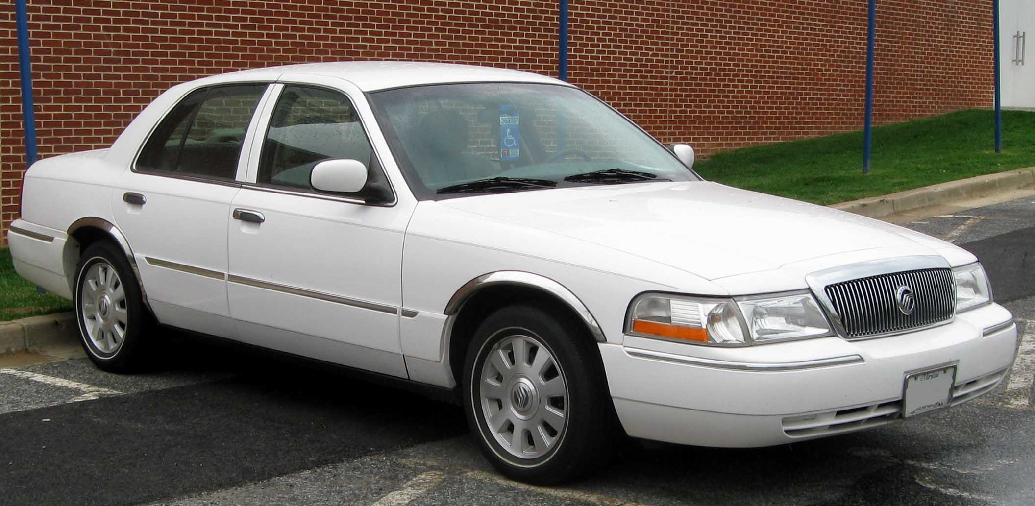 Cars mercury grand marquis #1