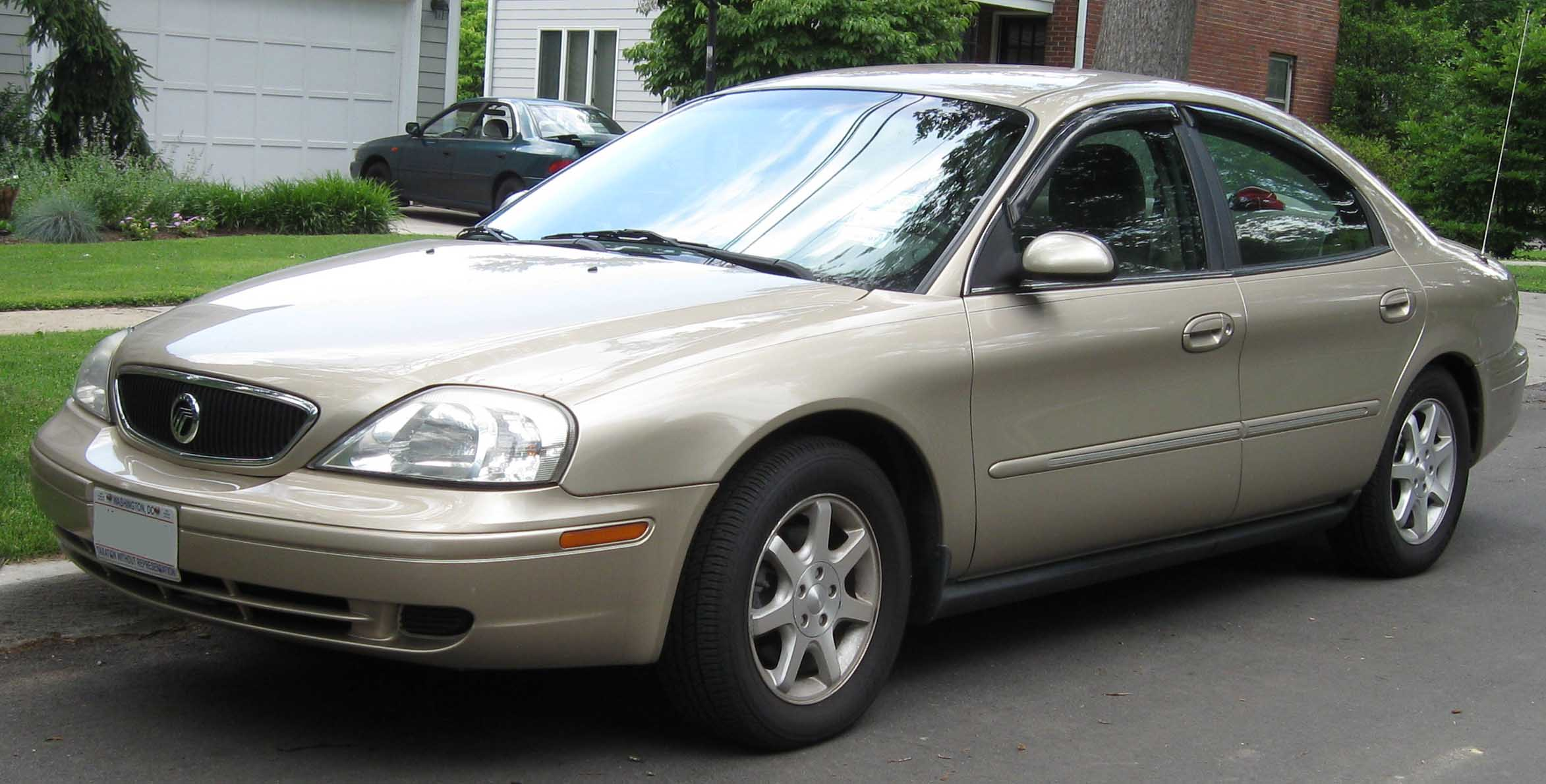 Cars mercury sable #1