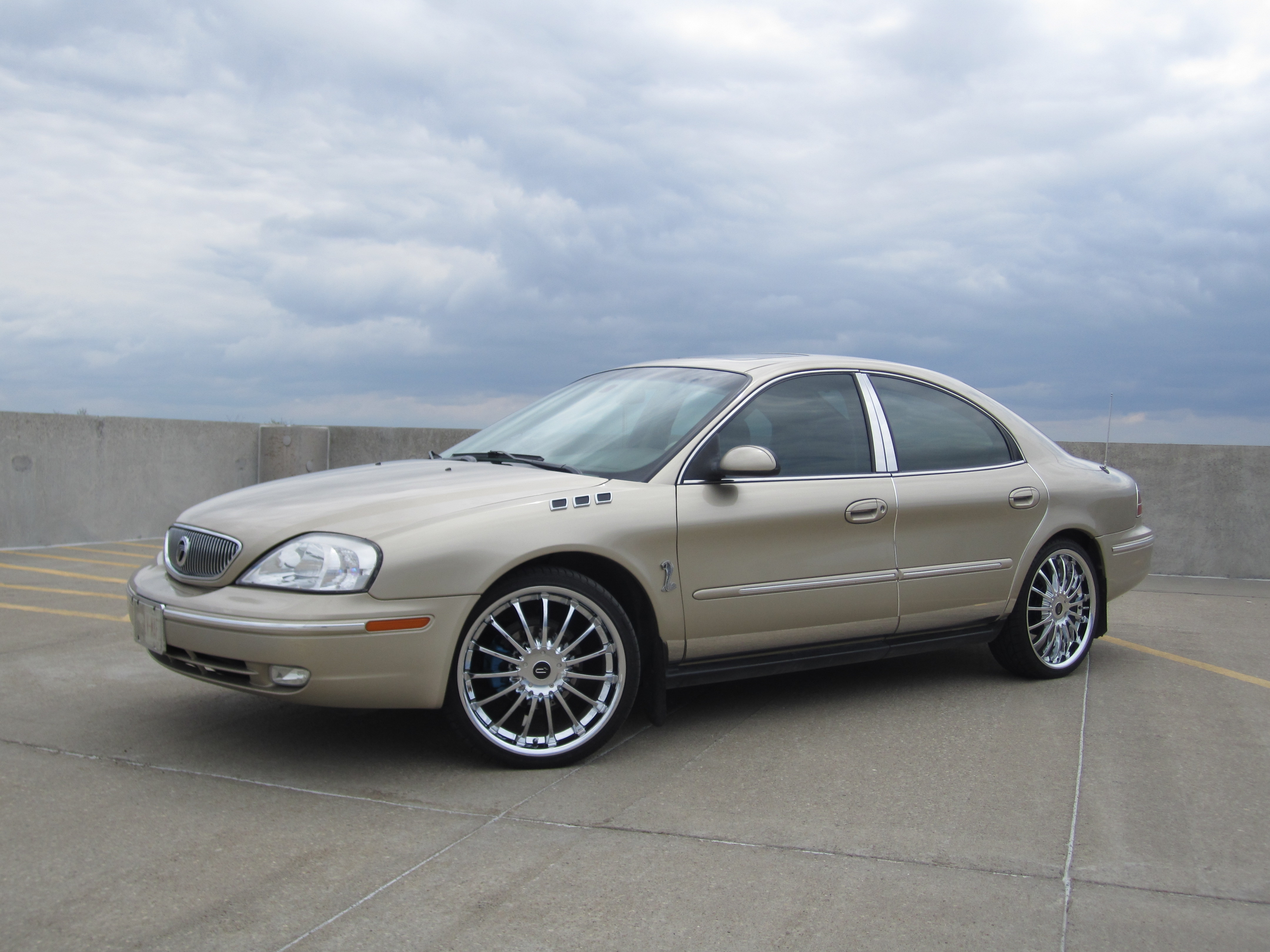 2004 Mercury Sable – pictures, information and specs - Auto ...