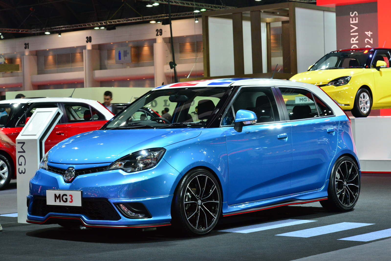 Mg Mg3 – pictures, information and specs - Auto-Database.com