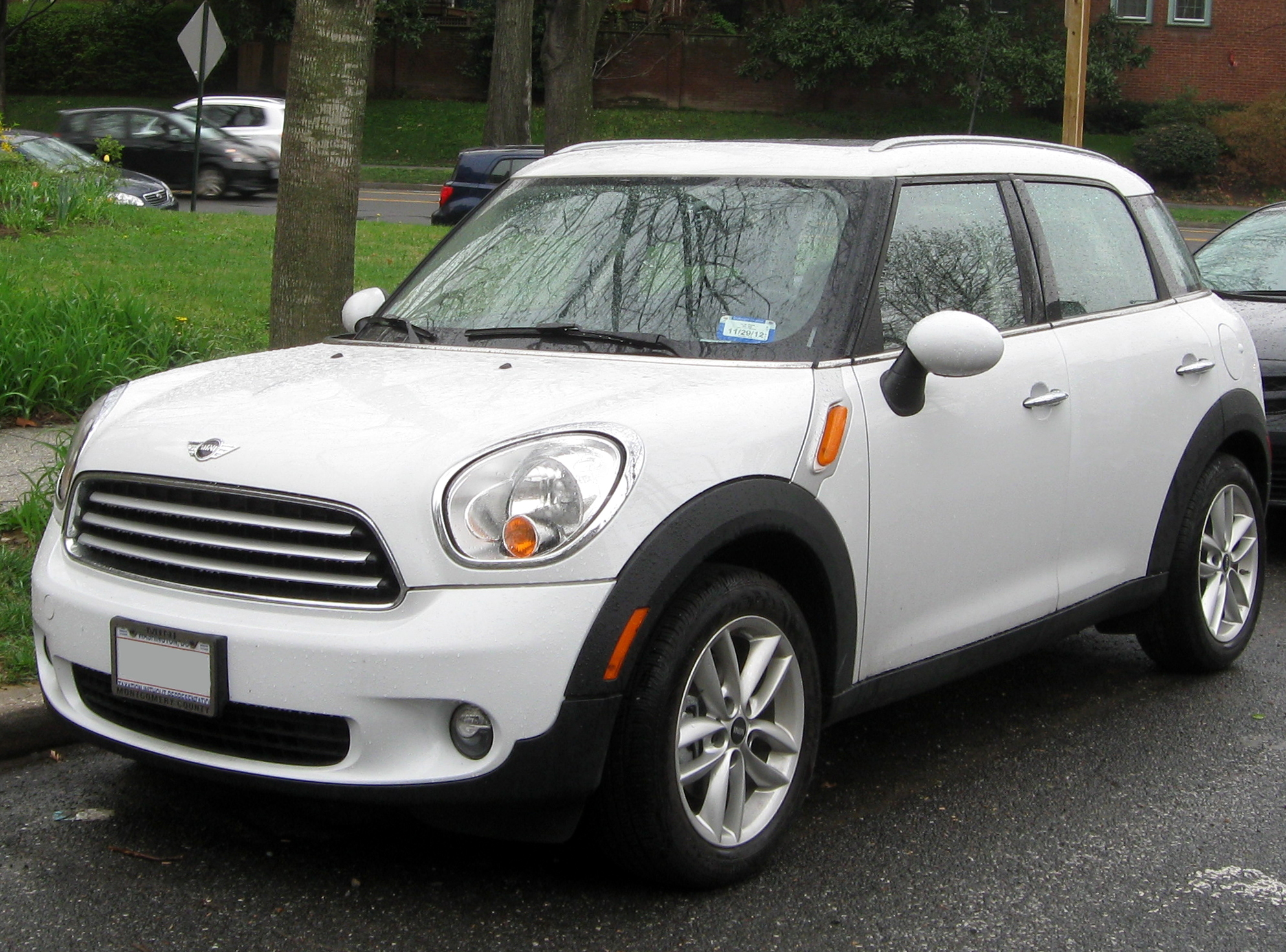 Cars mini countryman
