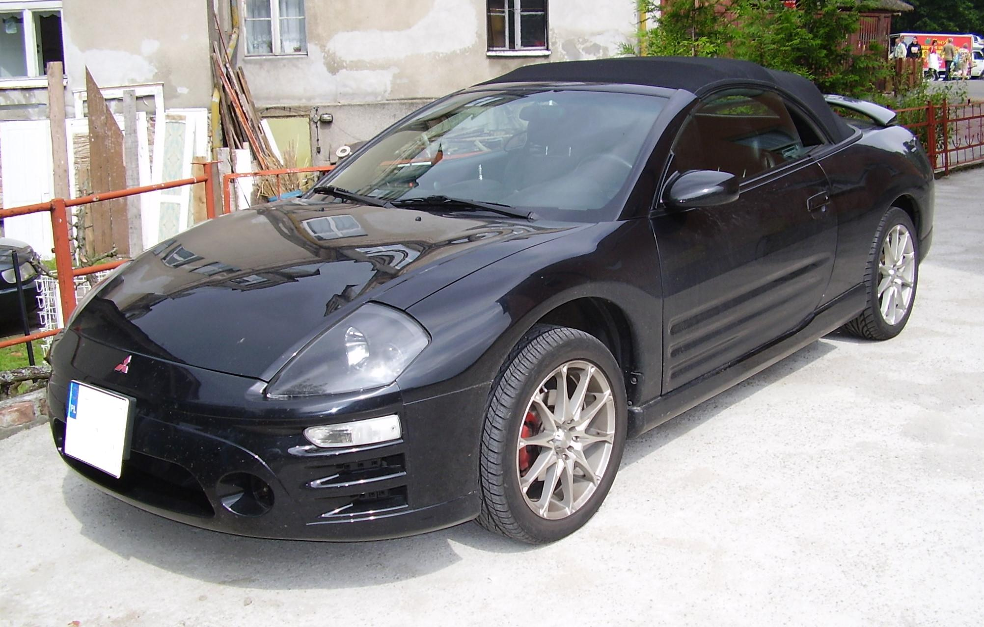 2006 mitsubishi eclipse iv pictures information and specs auto. Black Bedroom Furniture Sets. Home Design Ideas