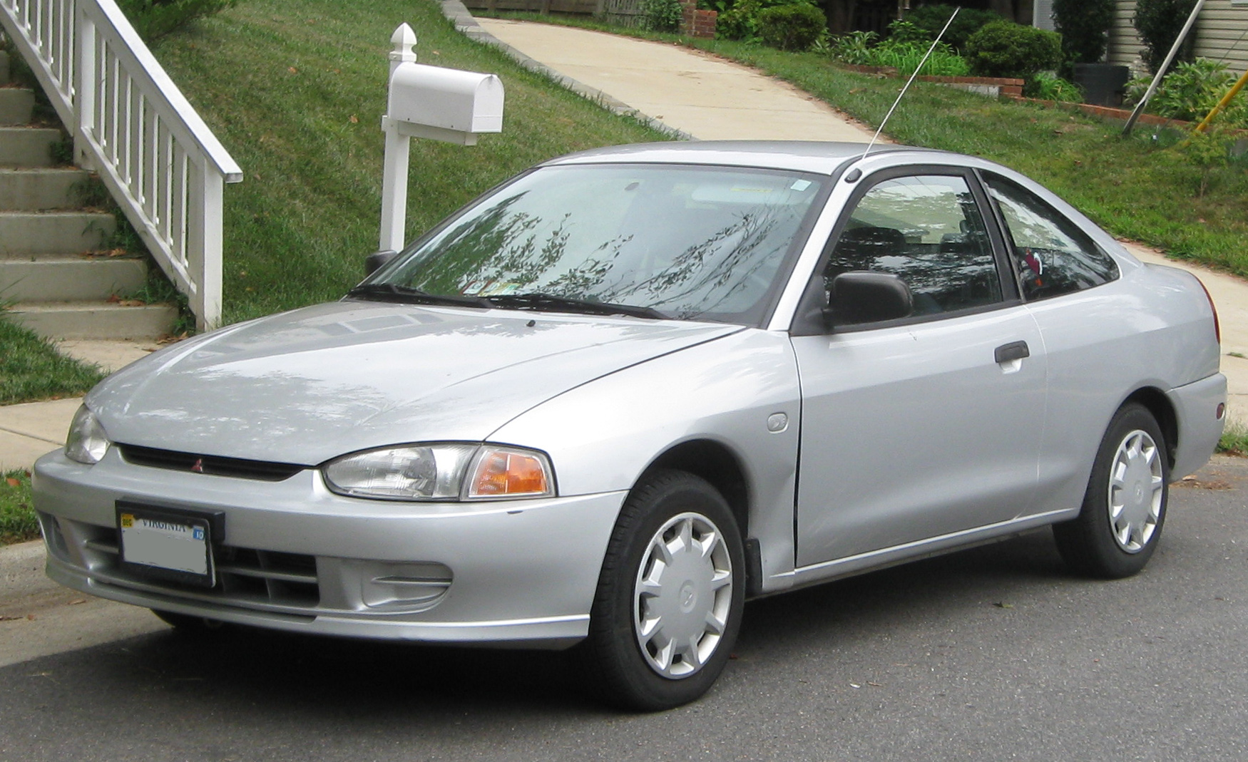 1997 Mitsubishi Mirage (cjo) – pictures, information and specs ...