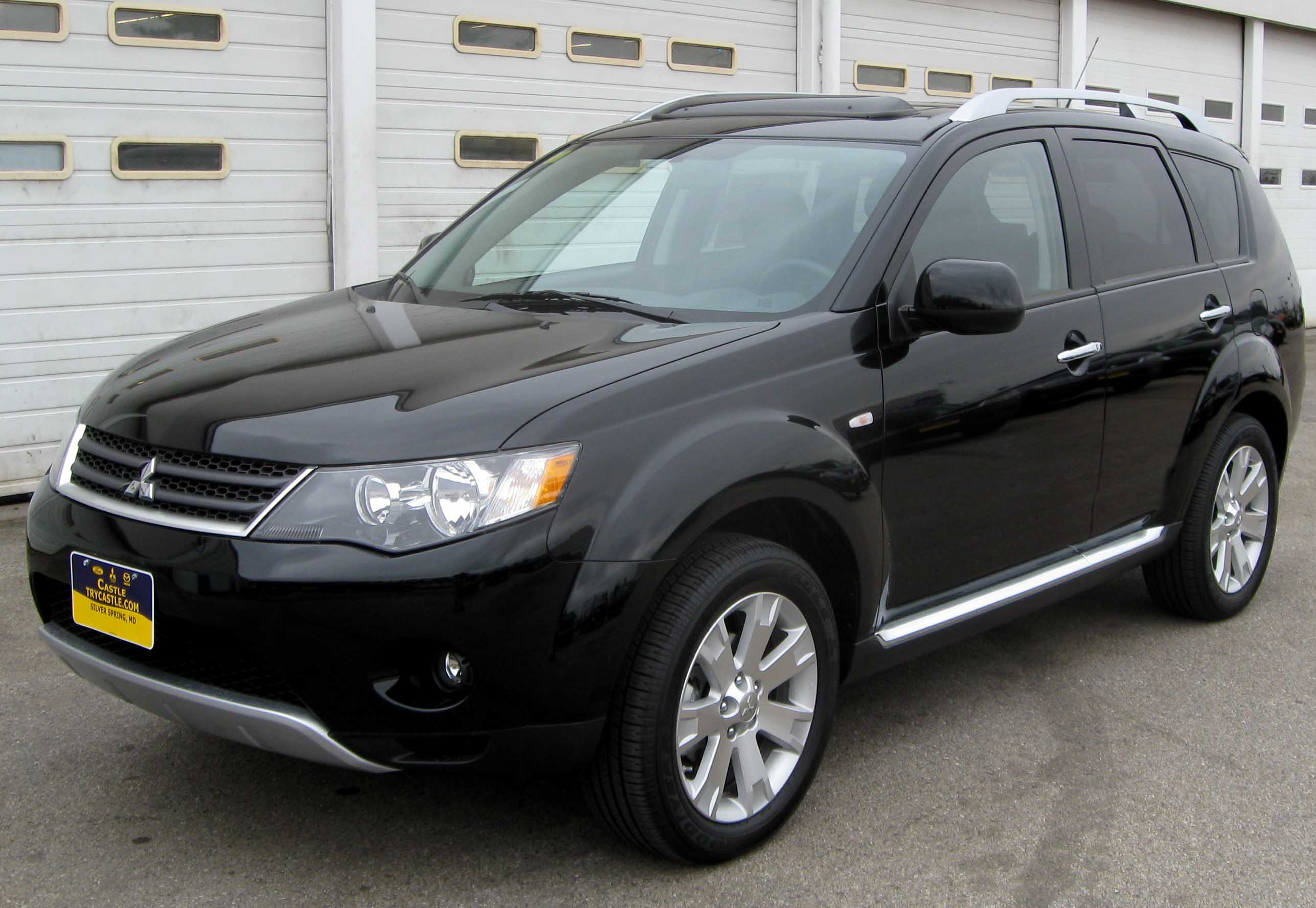 2009 mitsubishi outlander ii pictures information and specs auto. Black Bedroom Furniture Sets. Home Design Ideas
