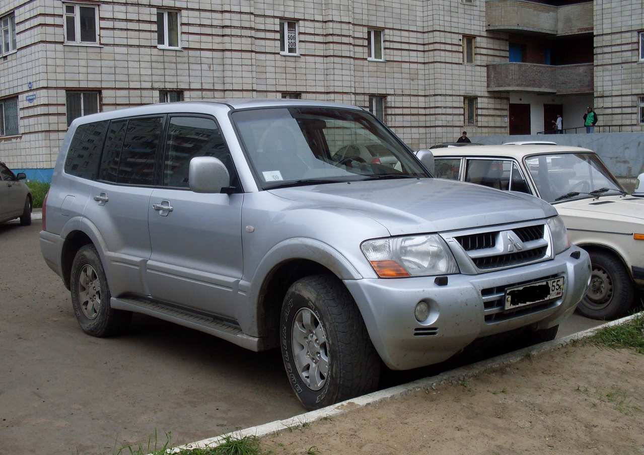 Fuse Box For 2004 Mitsubishi Montero Electrical Wiring Diagrams 2009 Outlander Pajero Iii Pictures Information And Specs Auto Gold 2003