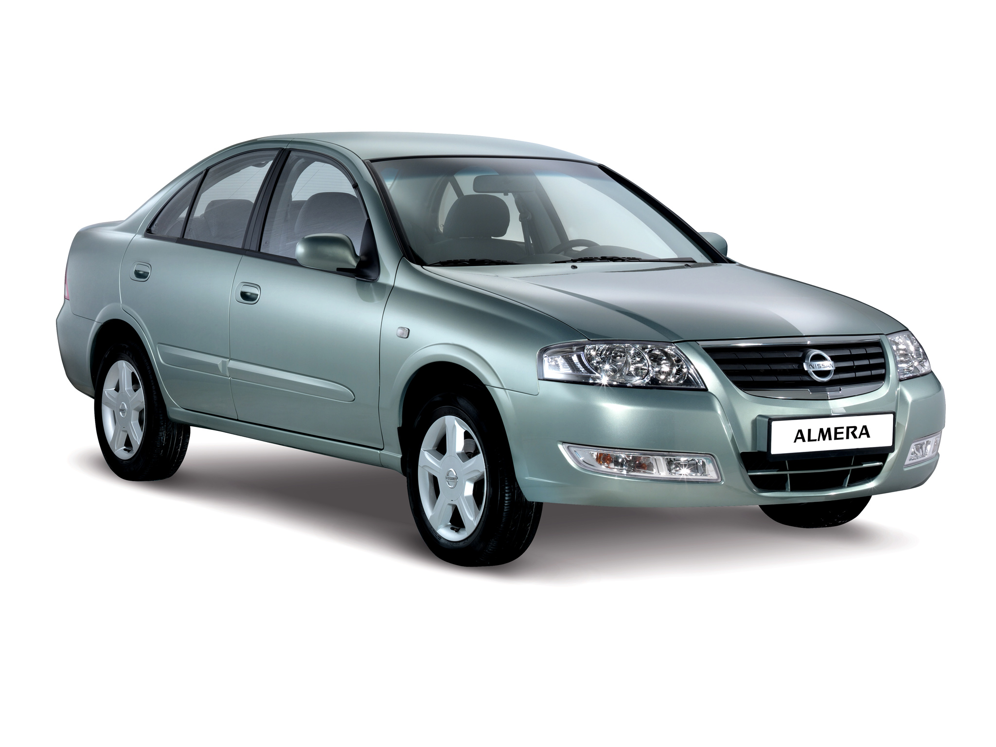 2007 Nissan Almera classic (b10) – pictures, information ...