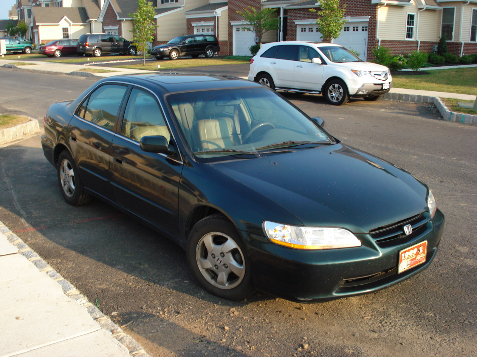 1999 nissan altima ii pictures information and specs auto. Black Bedroom Furniture Sets. Home Design Ideas