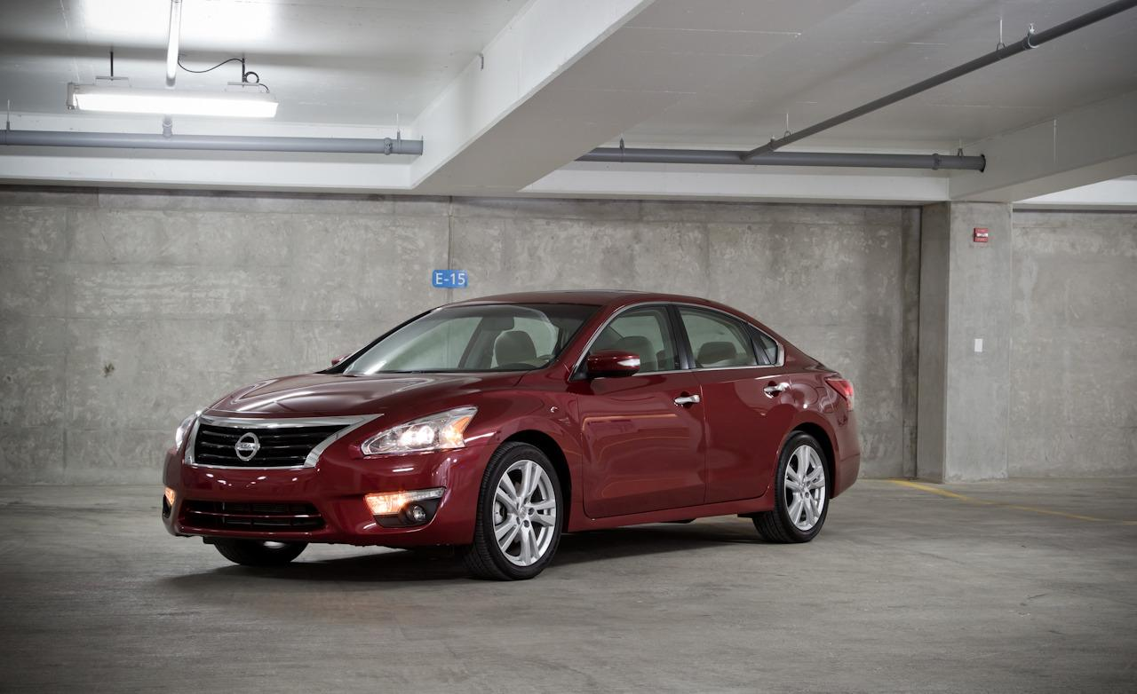Cars Nissan Altima V 2013 Auto Database Com