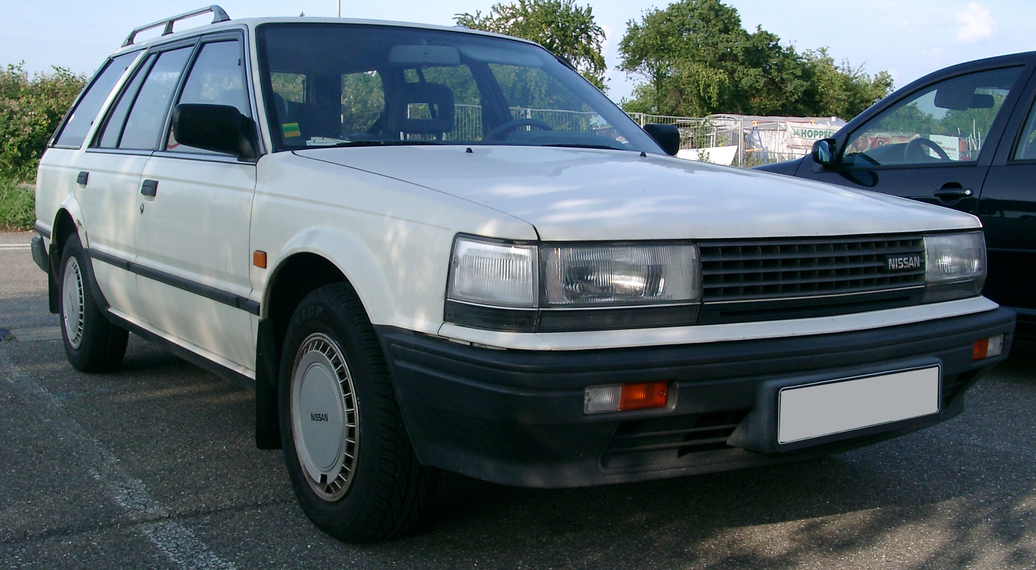 Cars nissan bluebird