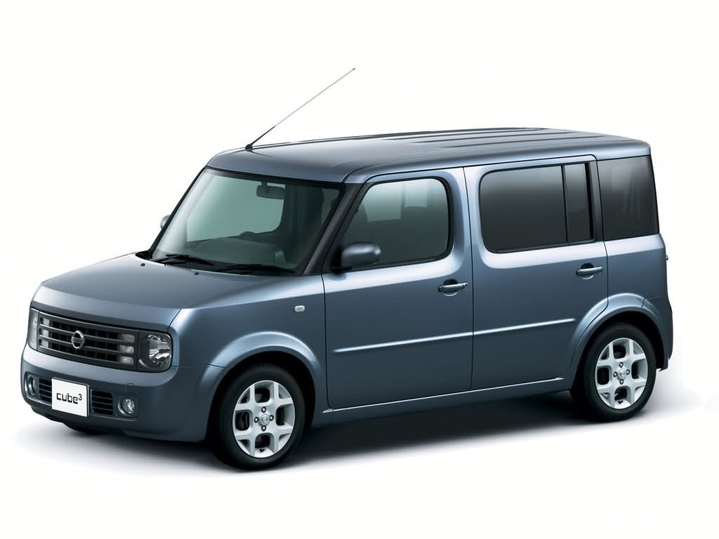 2004 nissan cube ii pictures information and specs auto. Black Bedroom Furniture Sets. Home Design Ideas