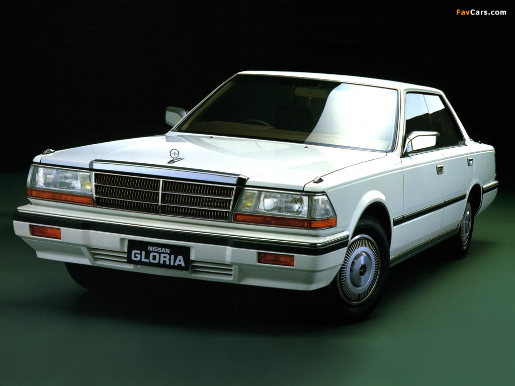 Cars nissan gloria #9