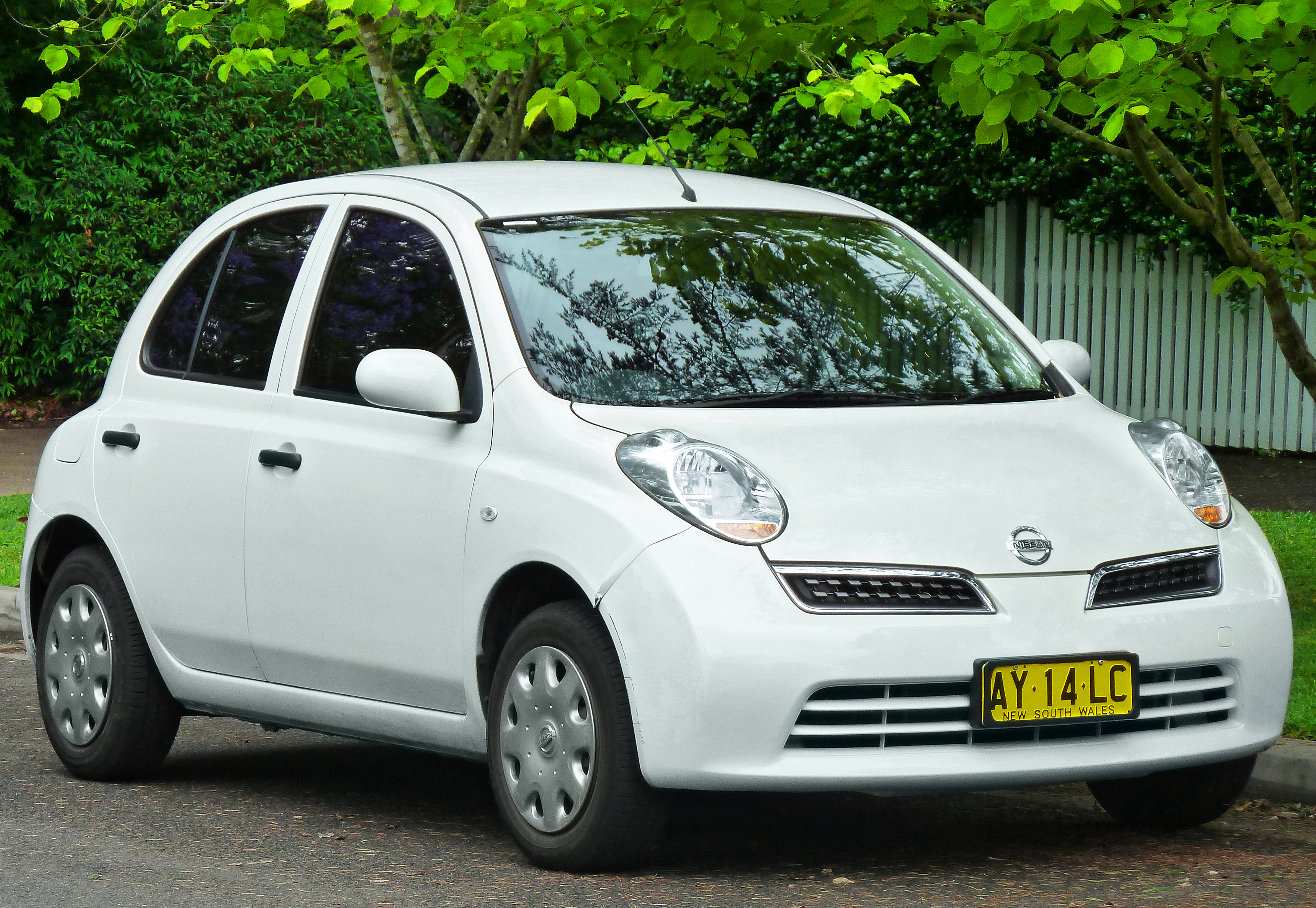 Cars nissan micra coupe cabriolet (k12c) 2011 #2