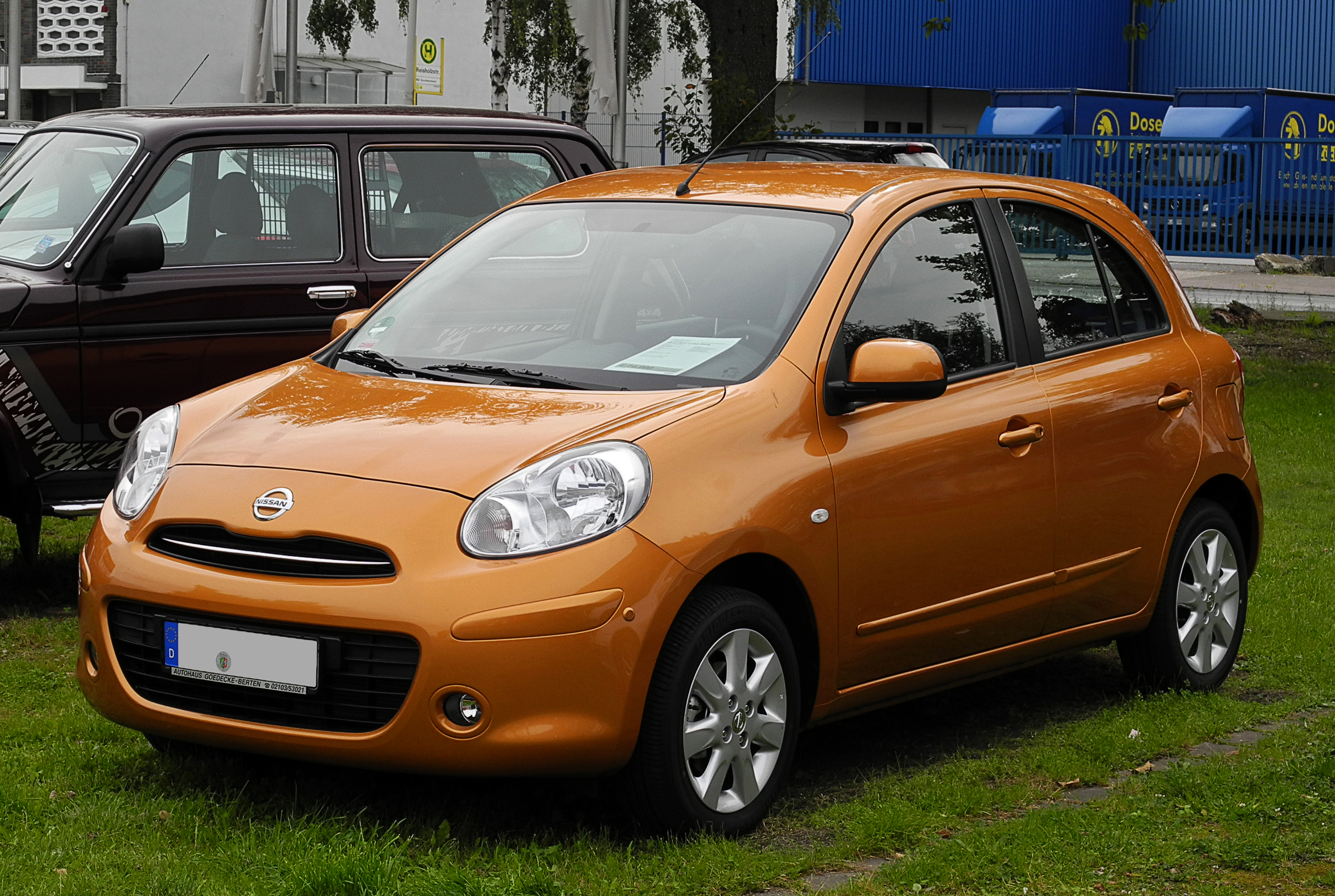 2012 nissan micra k13 pictures information and specs auto. Black Bedroom Furniture Sets. Home Design Ideas