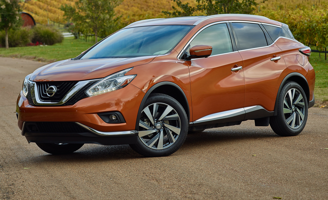 2014 nissan murano ii pictures information and specs. Black Bedroom Furniture Sets. Home Design Ideas