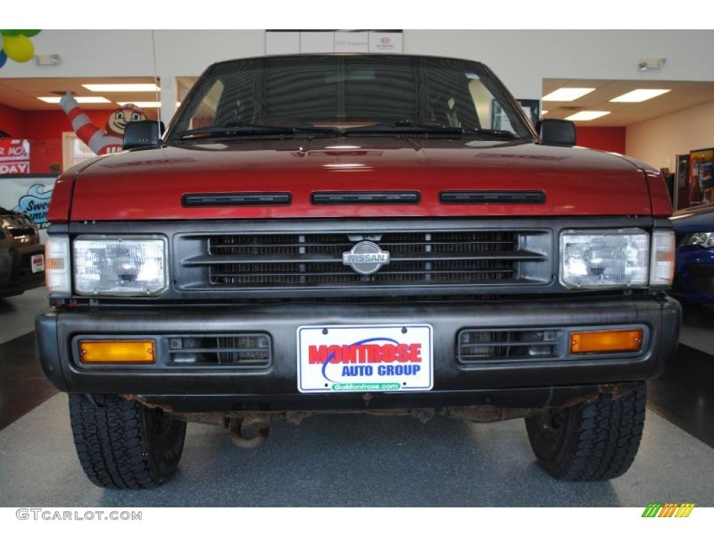 1991 Nissan Navara D21 Pictures Information And Specs