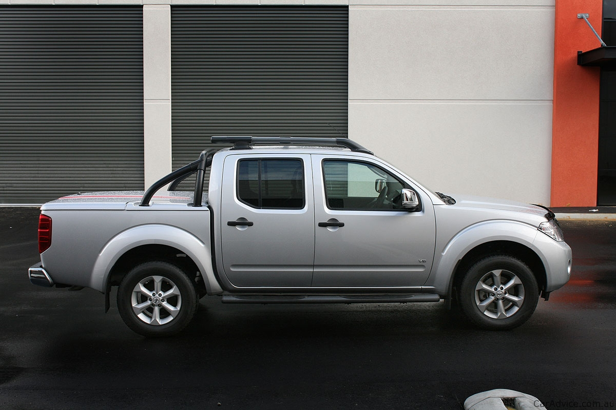 2006 Nissan Navara D40 Pictures Information And Specs