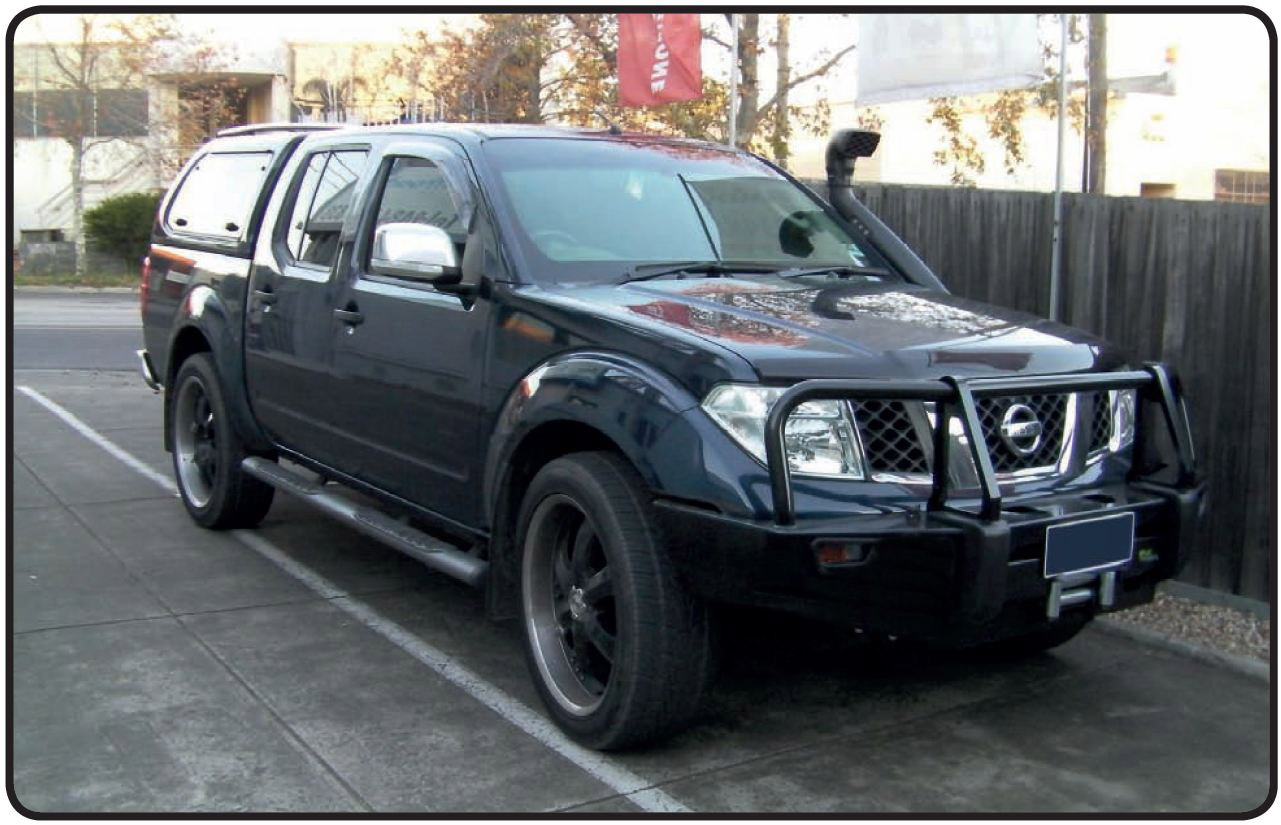 2010 Nissan Navara D40 Pictures Information And Specs