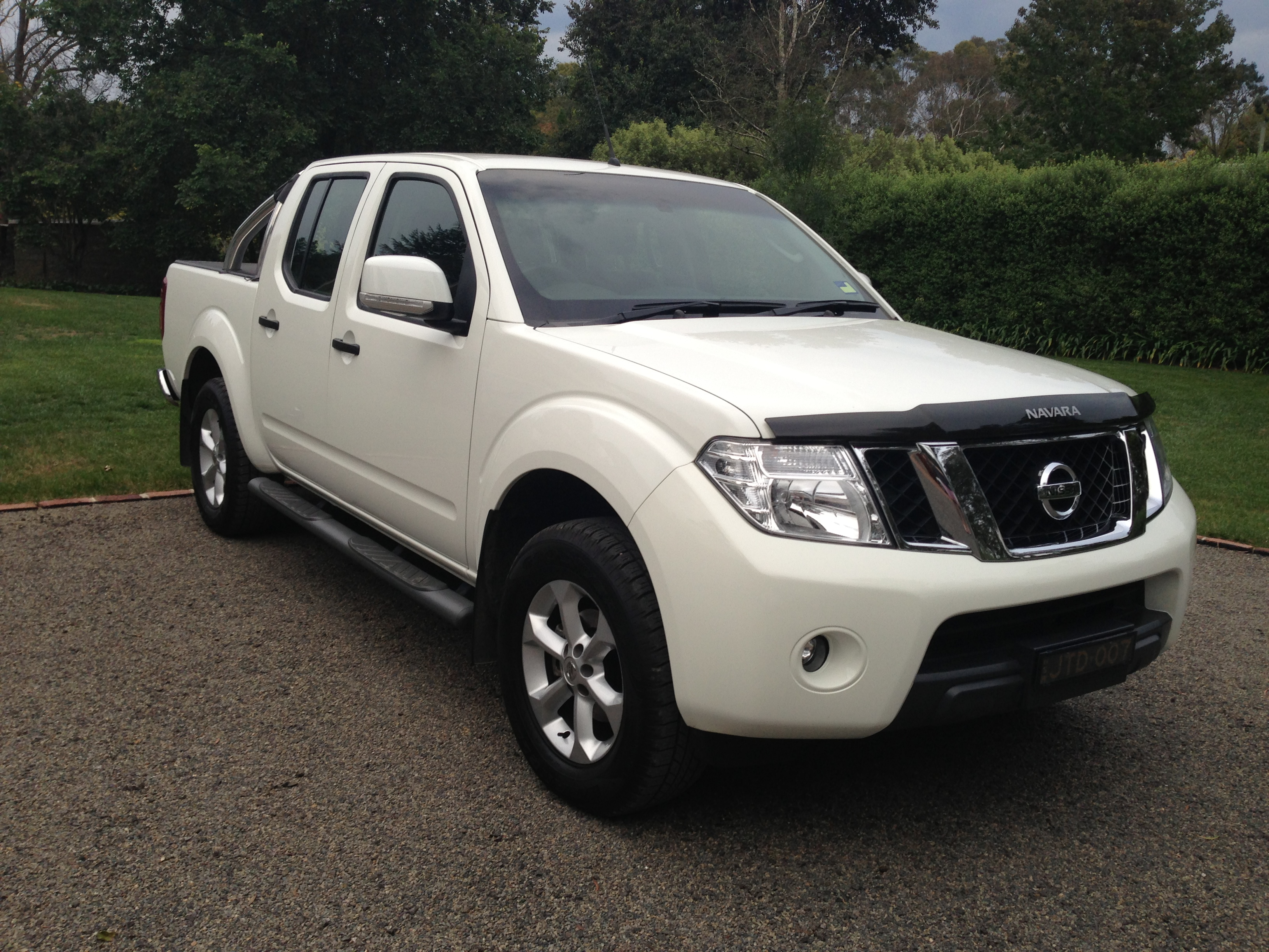2012 Nissan Navara d40 – pictures, information and specs ...