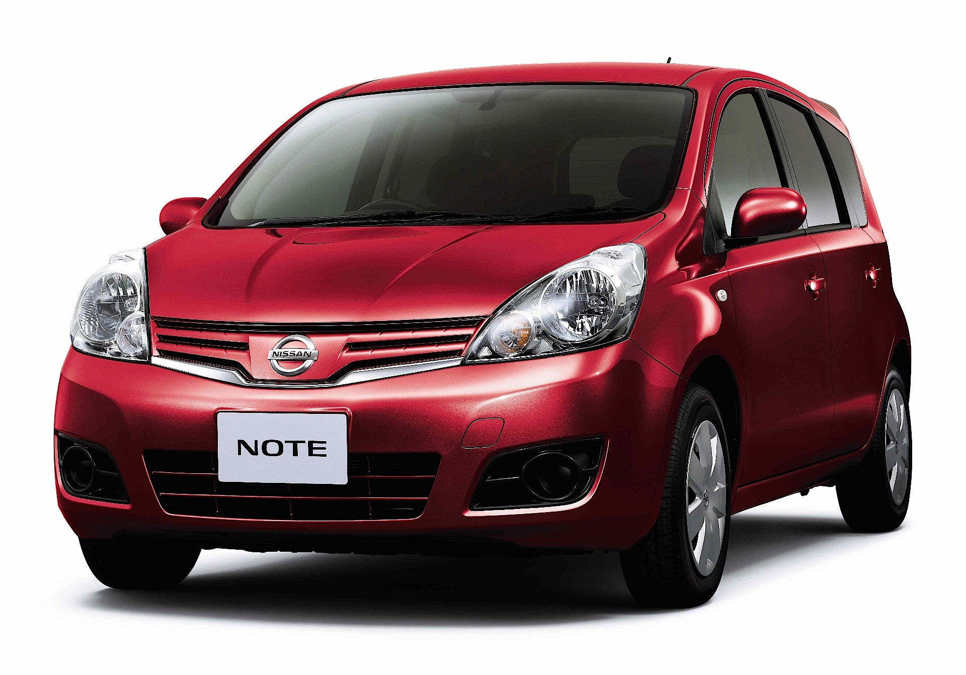 2010 Nissan Note – p...