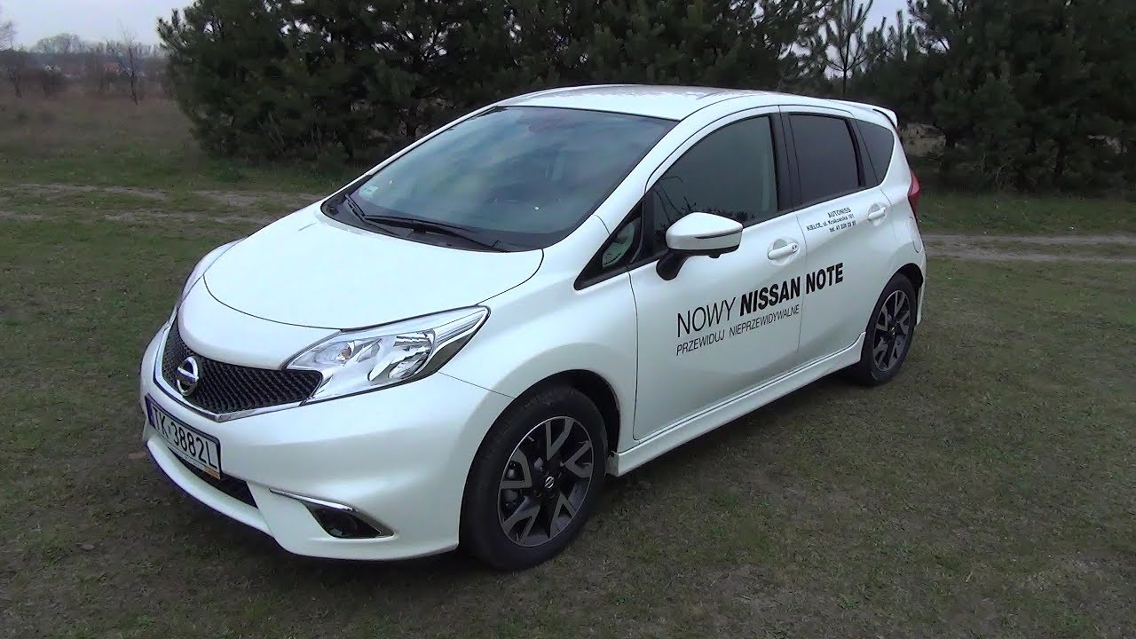 2014 nissan note ii pictures information and specs auto. Black Bedroom Furniture Sets. Home Design Ideas