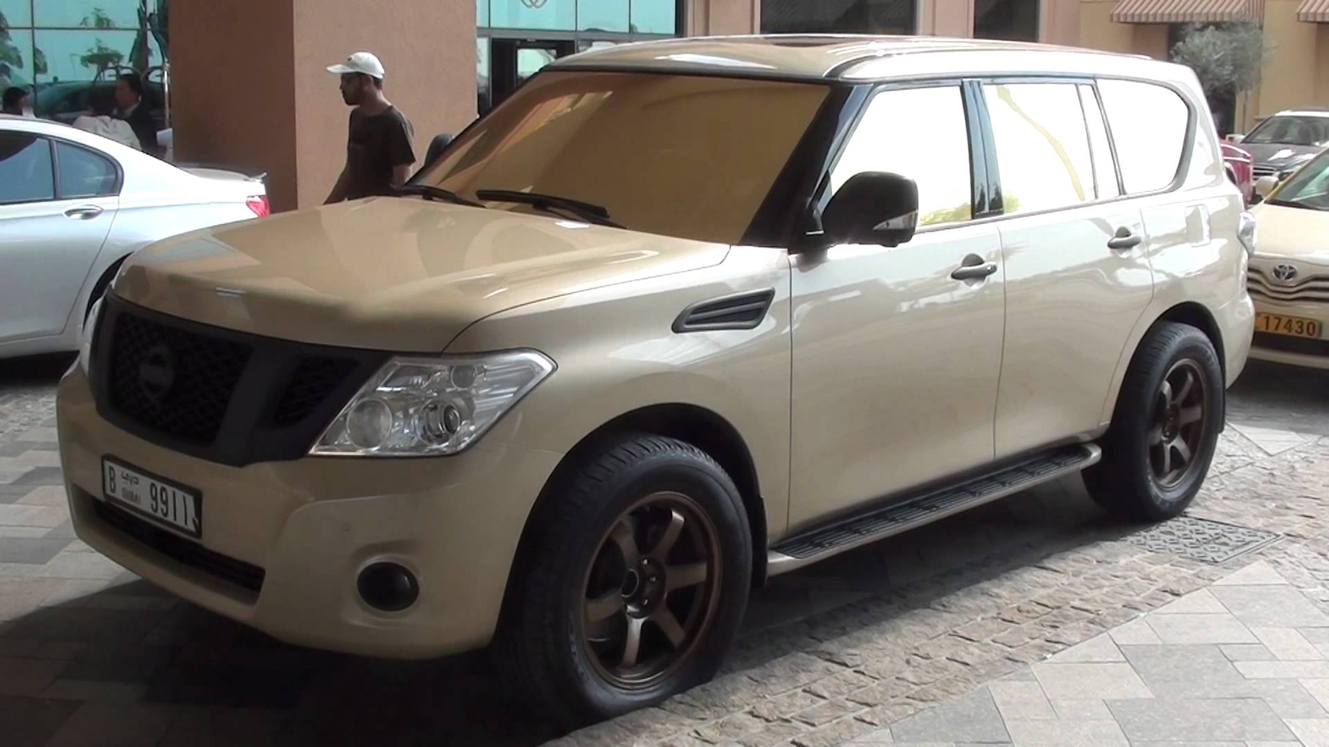 2016 Nissan Patrol Y62 Pictures Information And Specs