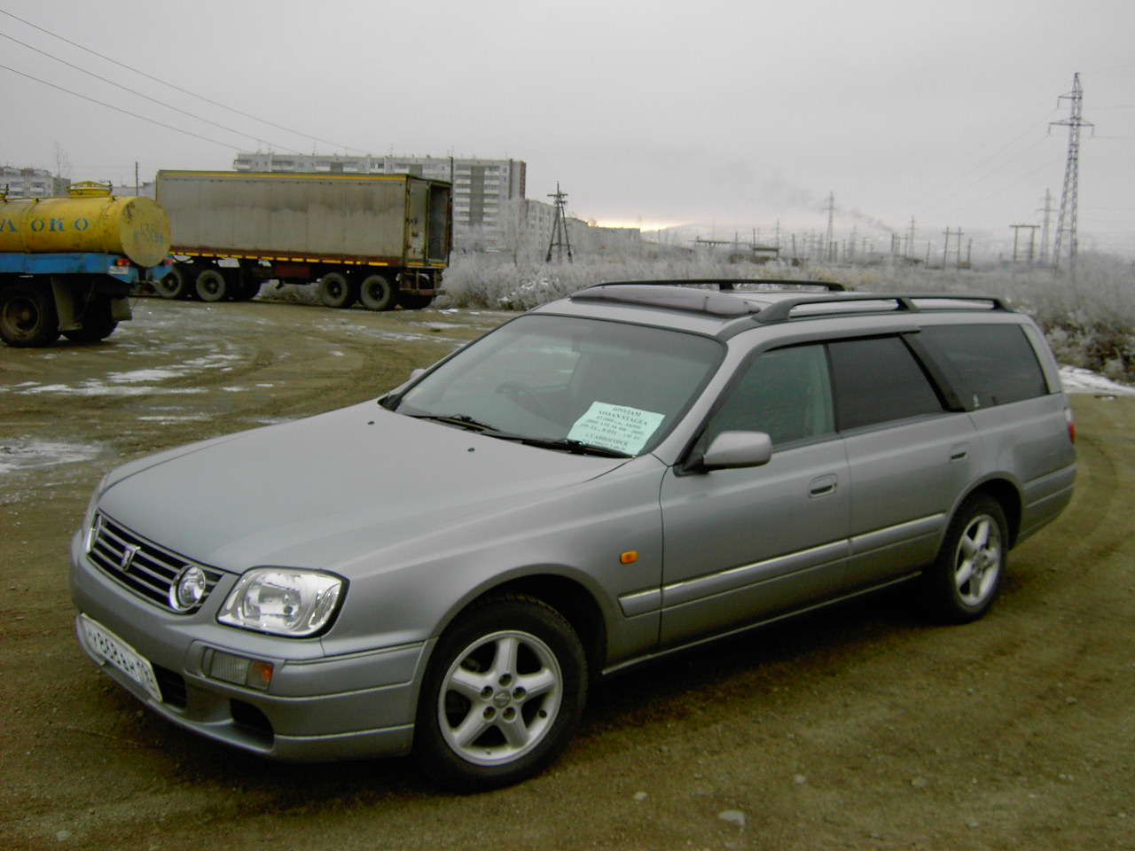 Cars nissan stagea