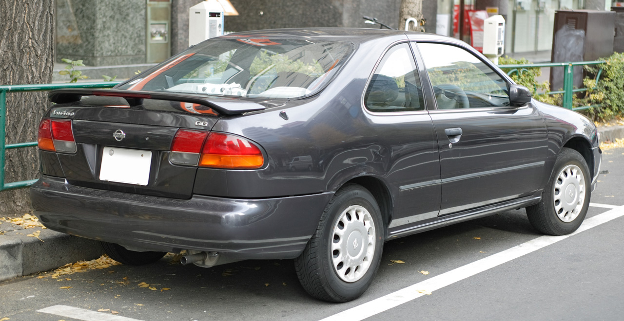 1995 Nissan Sunny b14 – pictures, information and specs ...
