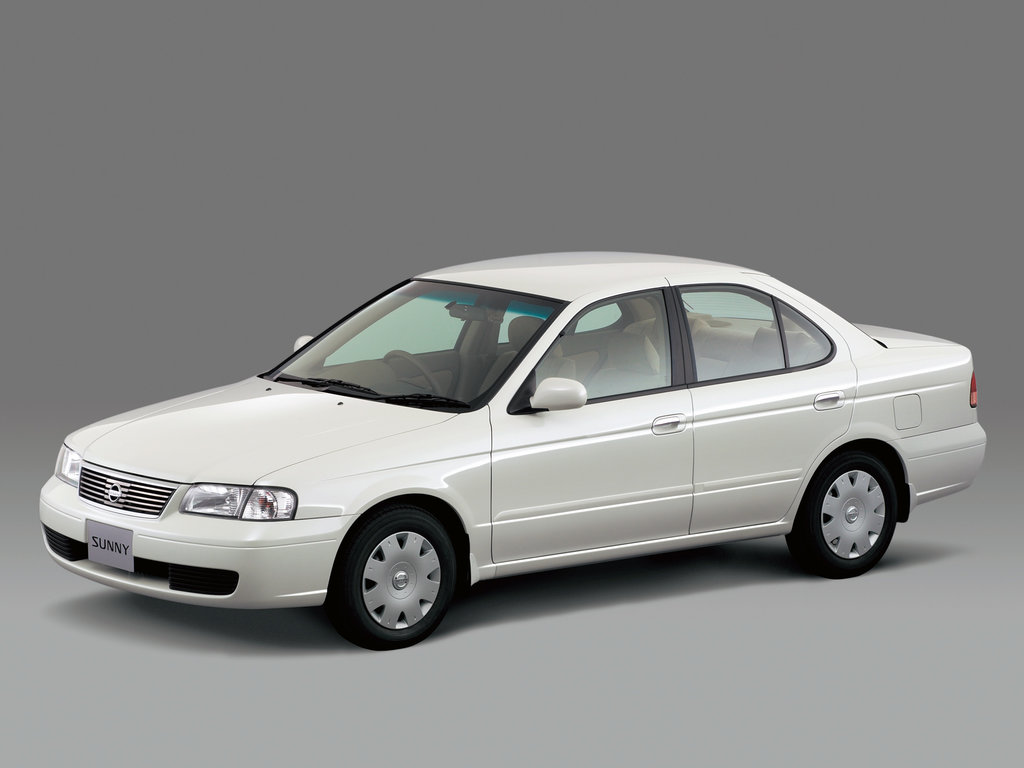 2004 Nissan Sunny B15 Pictures Information And Specs