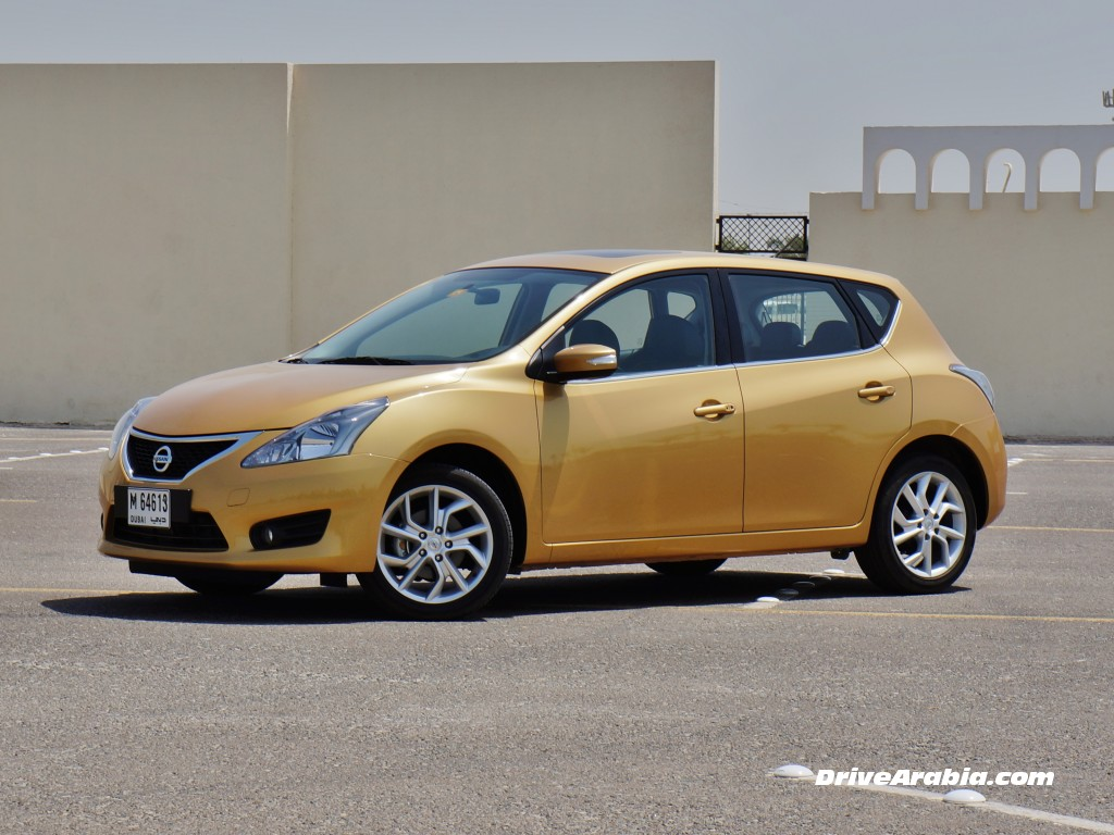 2014 Nissan Tiida  pictures information and specs  Auto