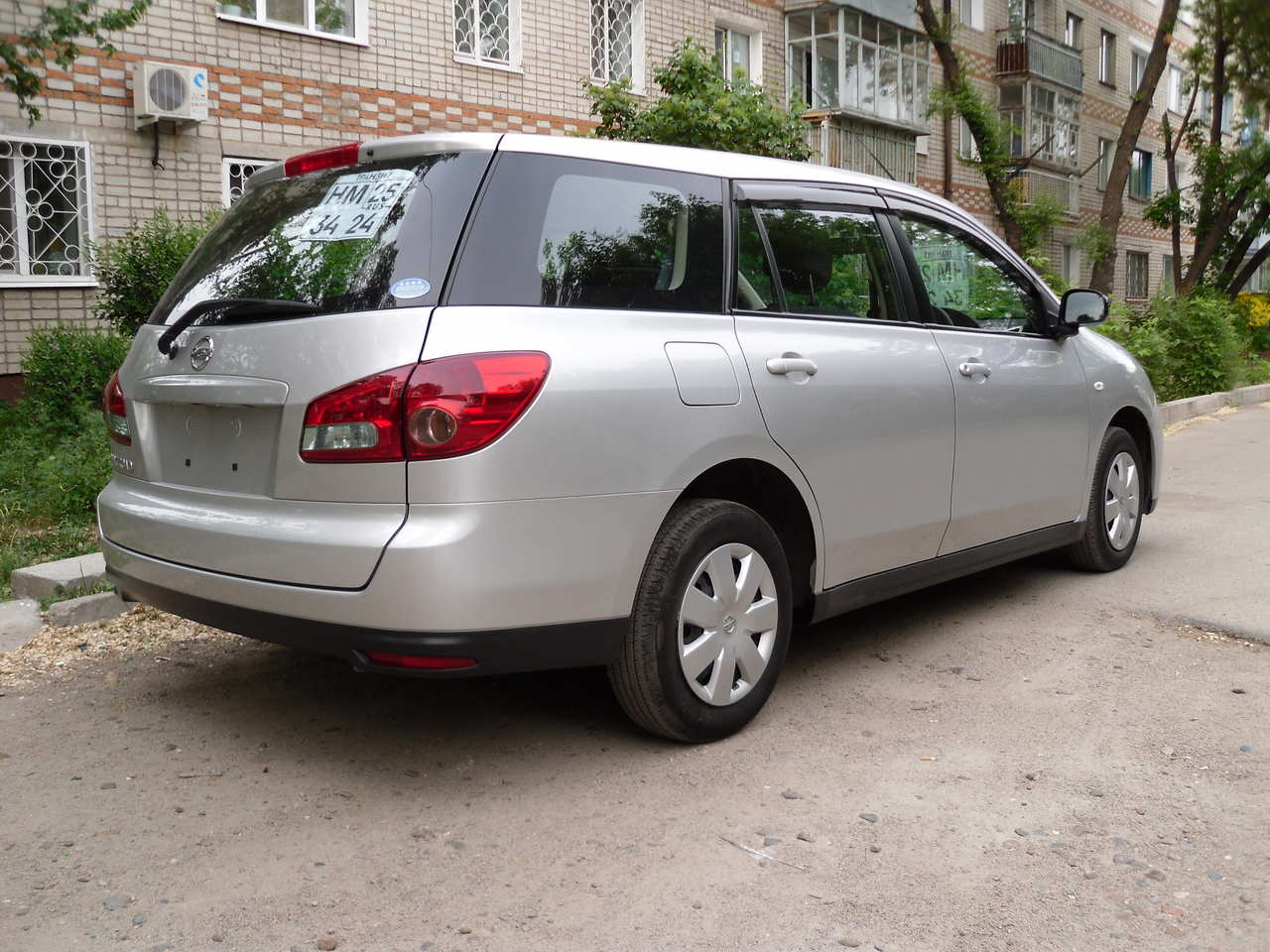 2008 Nissan Wingroad Y11 Y12 Pictures Information And Specs Auto Database Com