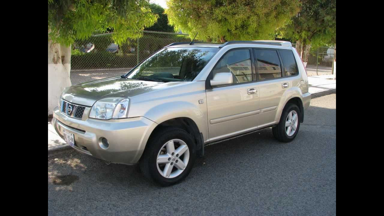 2006 nissan x trail pictures information and specs. Black Bedroom Furniture Sets. Home Design Ideas