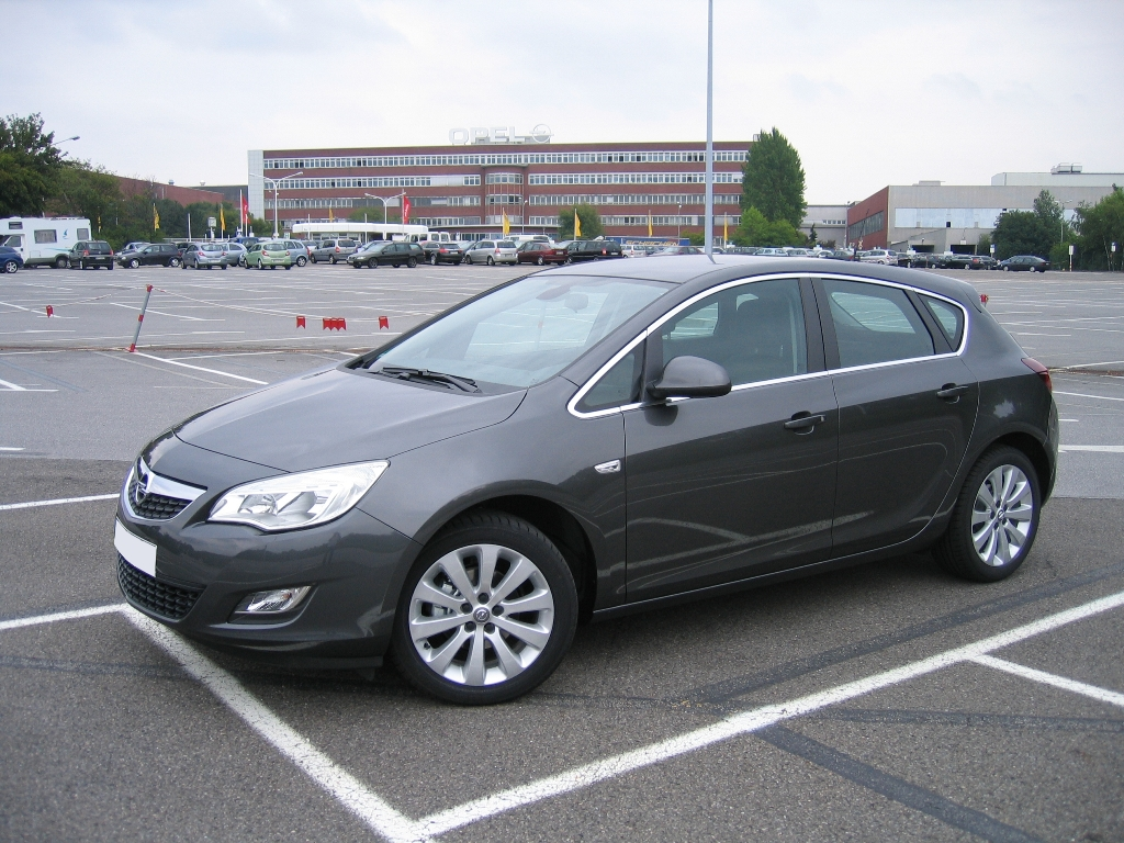 2010 Opel Astra J Pictures Information And Specs Auto Database Com