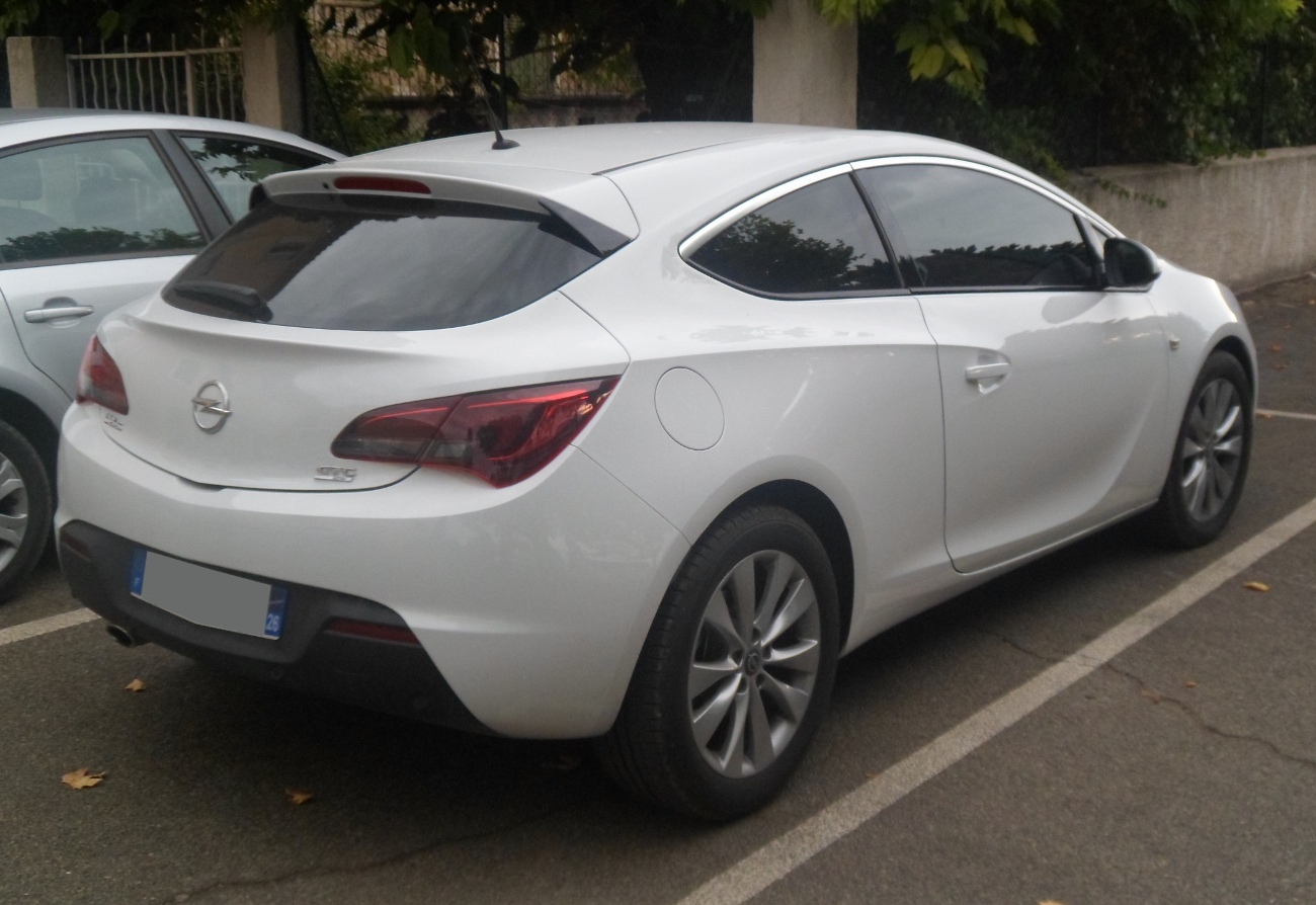 2012 opel astra j gtc pictures information and specs auto. Black Bedroom Furniture Sets. Home Design Ideas