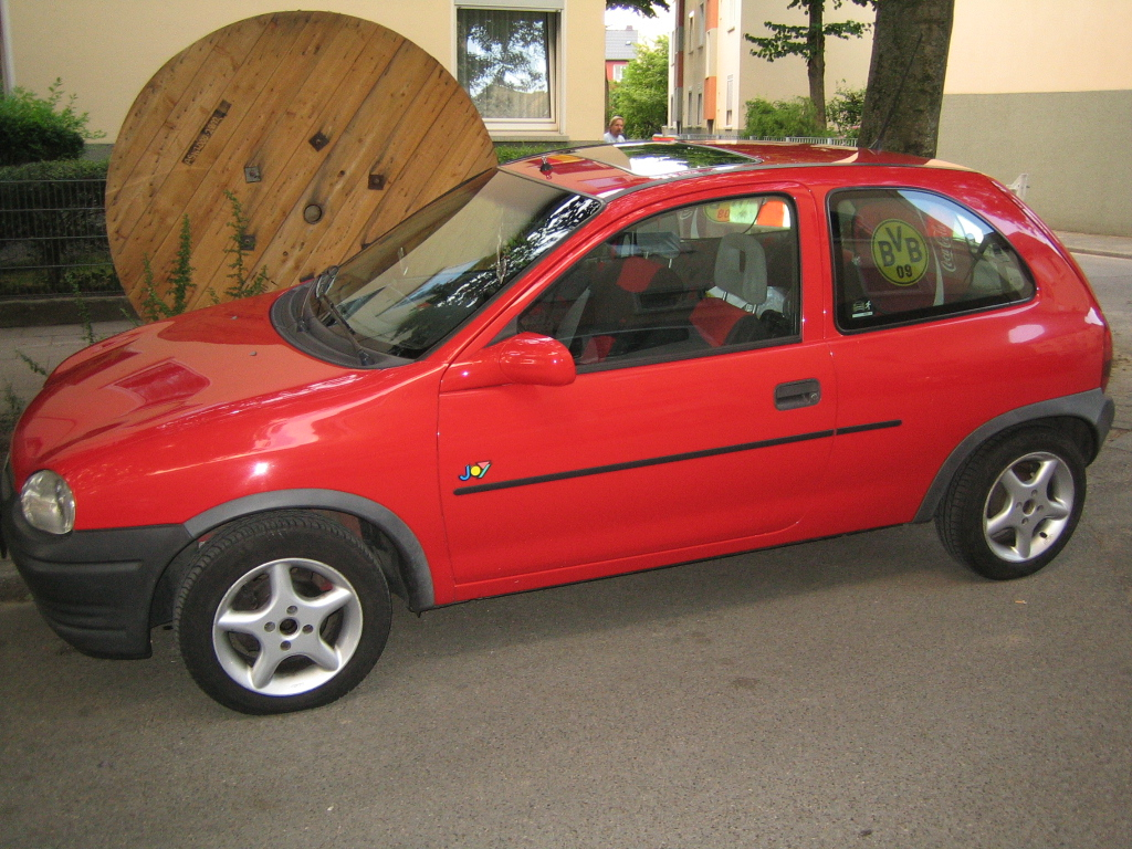 1995 opel corsa b pictures information and specs auto. Black Bedroom Furniture Sets. Home Design Ideas