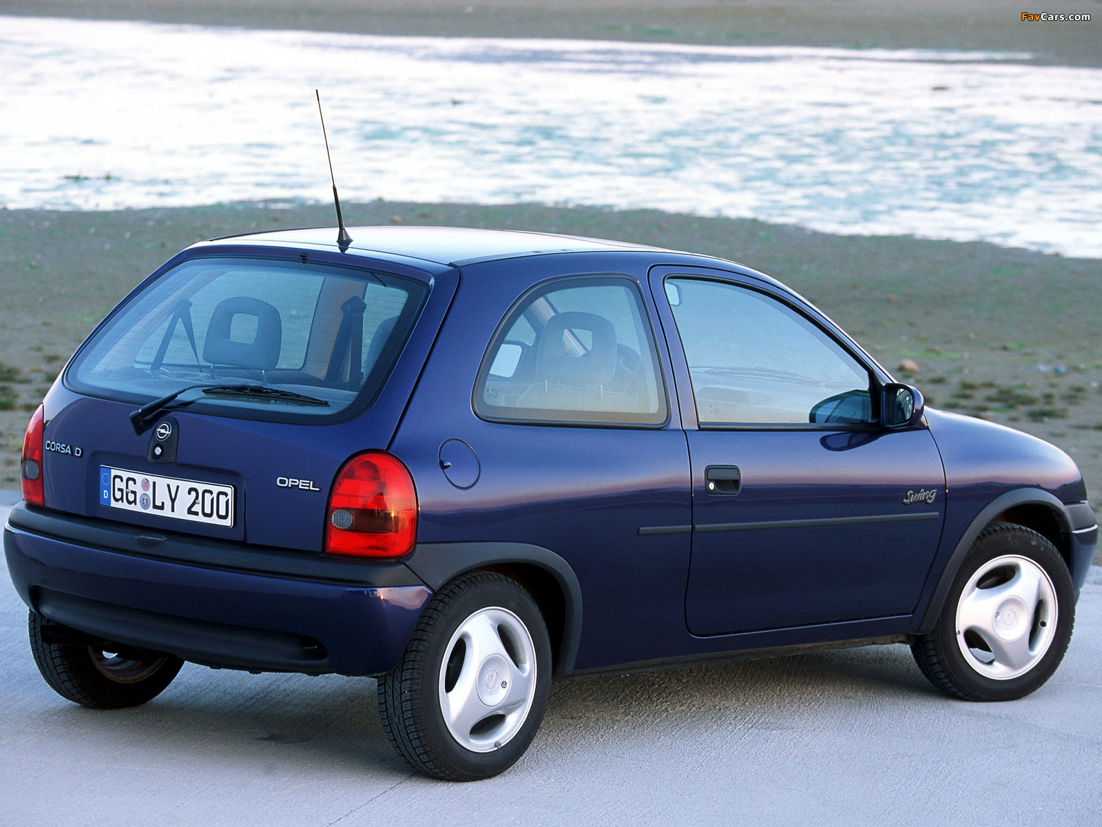 1998 opel corsa b pictures information and specs auto. Black Bedroom Furniture Sets. Home Design Ideas