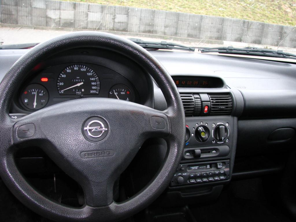 1999 Opel Corsa b – pictures, information and specs - Auto-Database.com