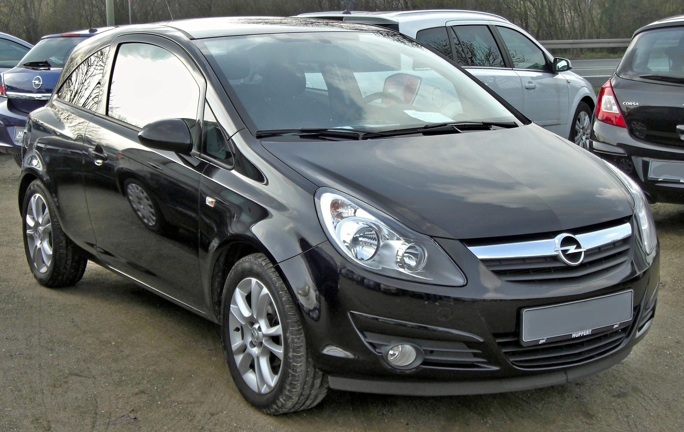 2010 opel corsa d pictures information and specs auto. Black Bedroom Furniture Sets. Home Design Ideas