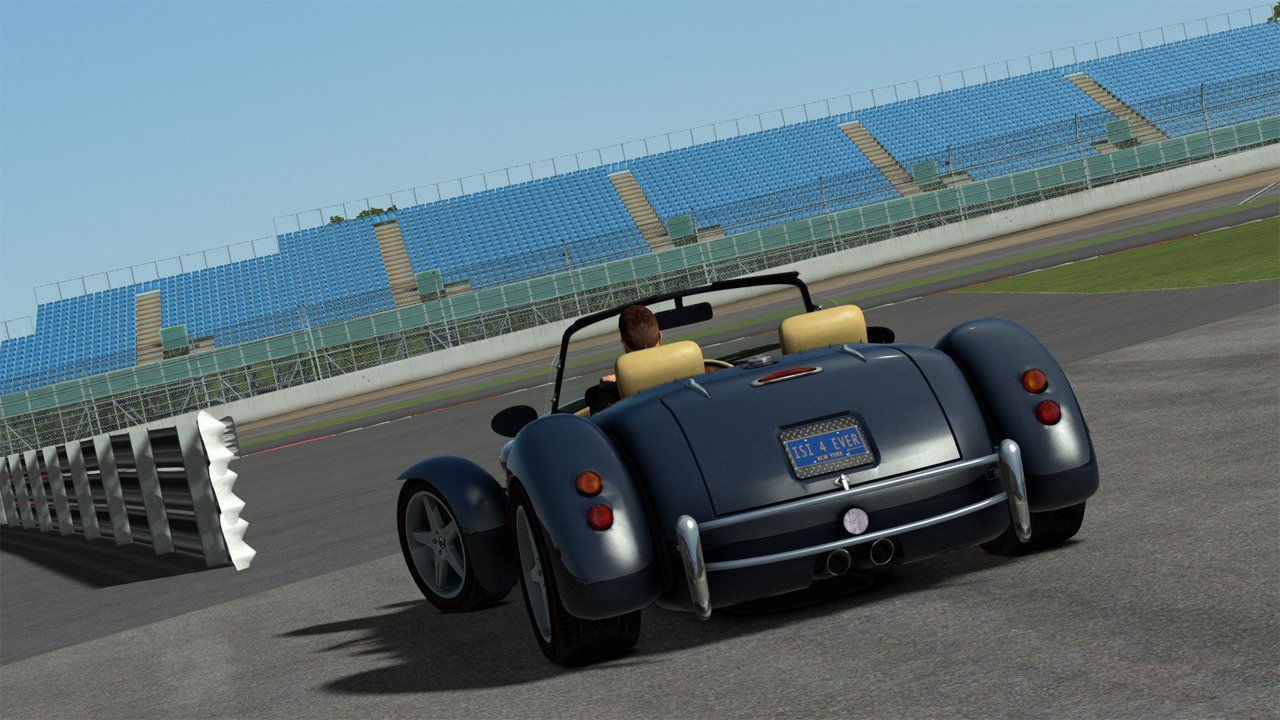 Cars panoz aiv roadster 1999 3