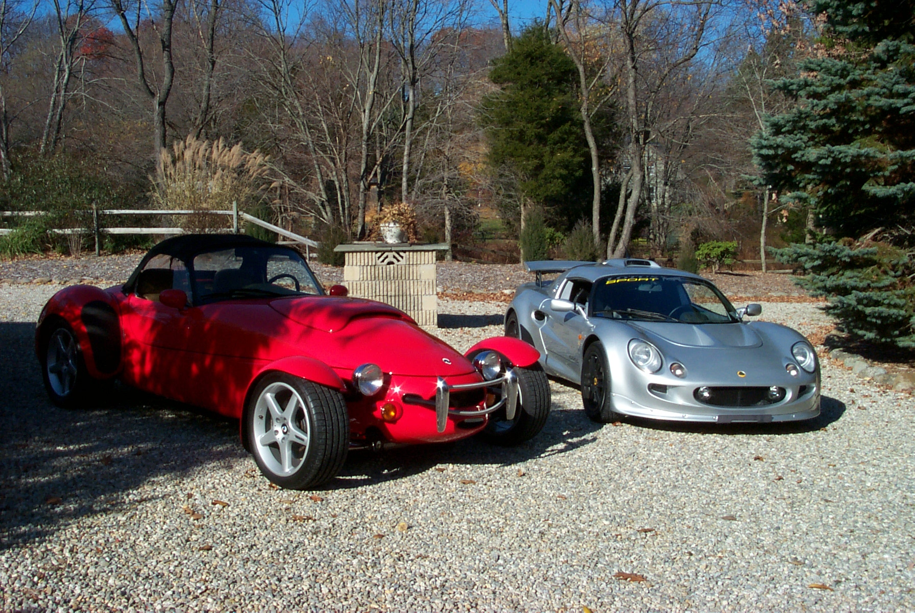 Cars panoz aiv roadster 2009