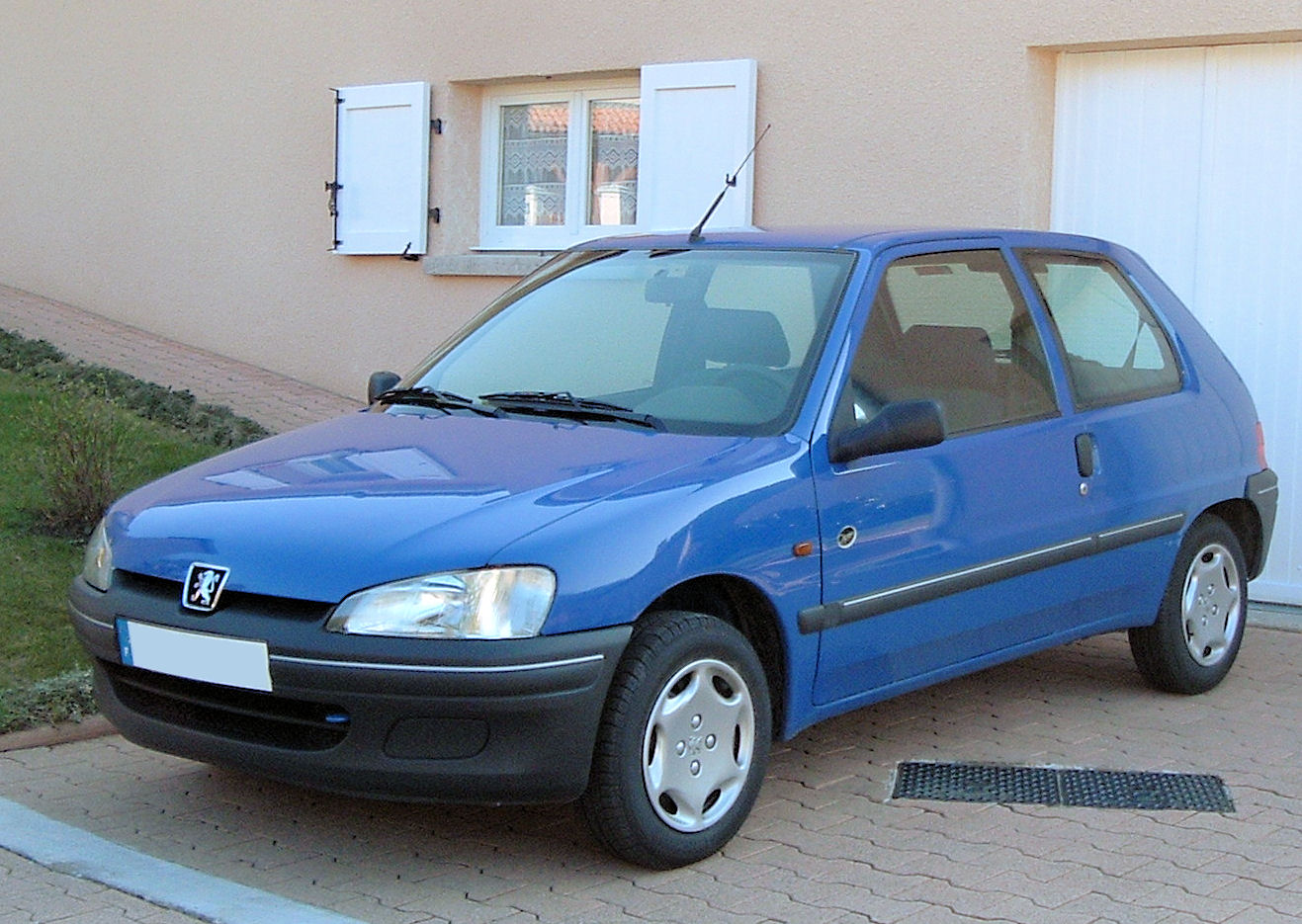1992 Peugeot 106 i – pictures, information and specs - Auto-Database.com