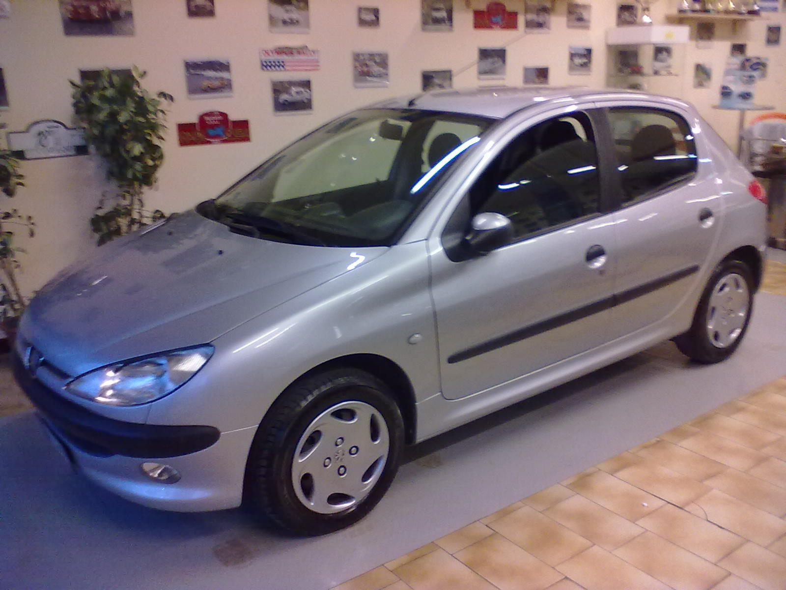 2000 peugeot 206 pictures information and specs auto. Black Bedroom Furniture Sets. Home Design Ideas