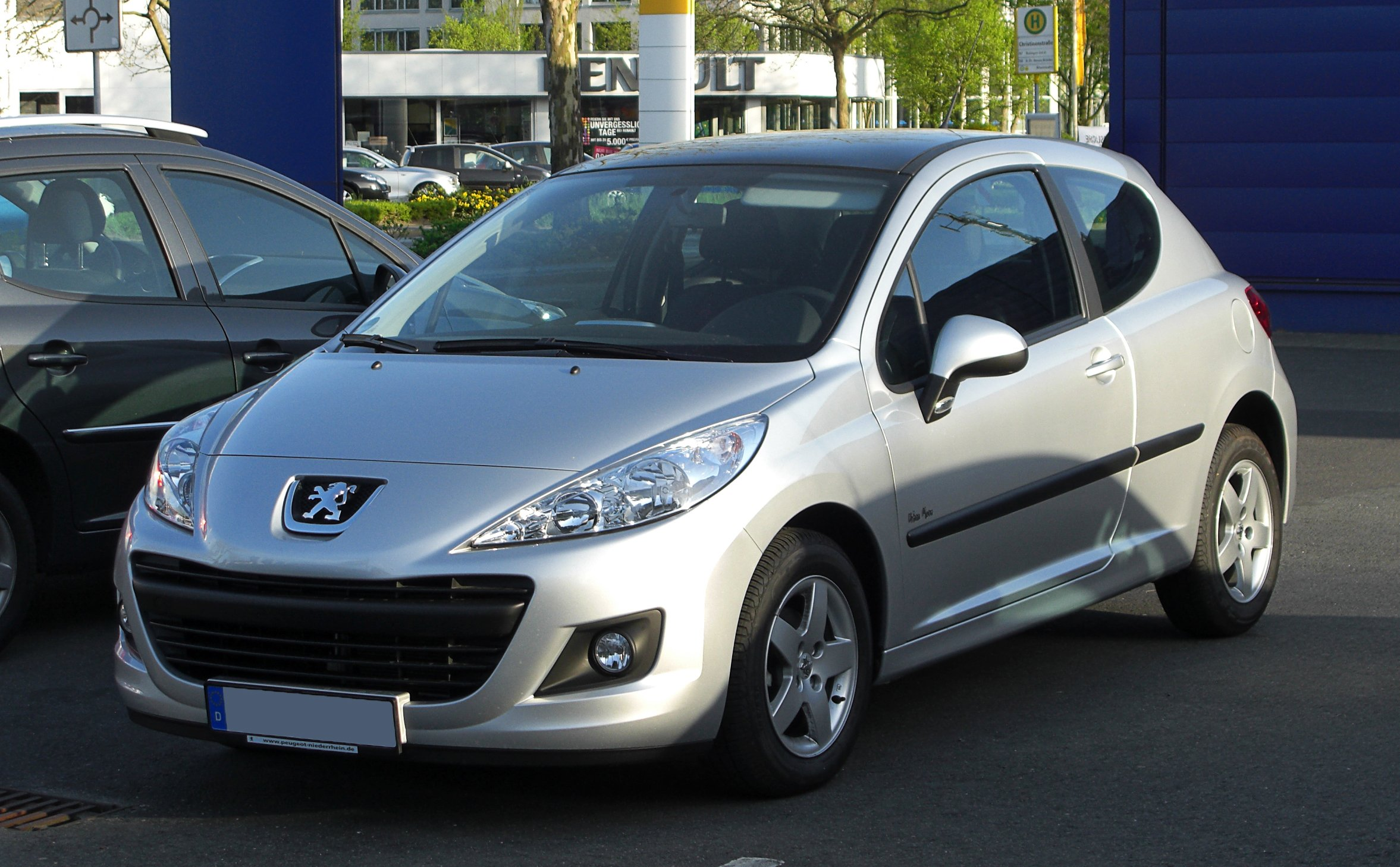 2011 peugeot 207 pictures information and specs auto. Black Bedroom Furniture Sets. Home Design Ideas