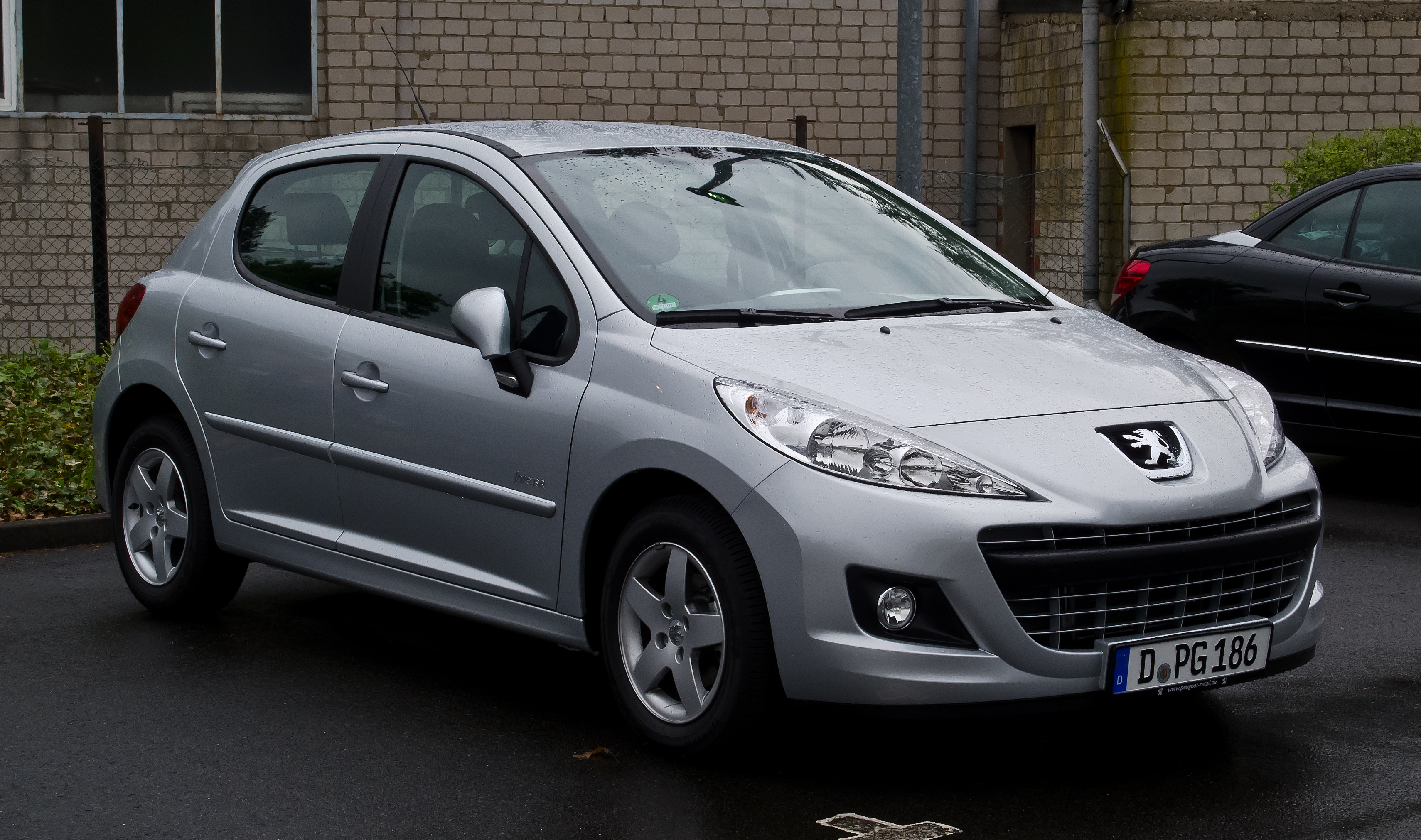 2012 peugeot 207 pictures information and specs auto. Black Bedroom Furniture Sets. Home Design Ideas