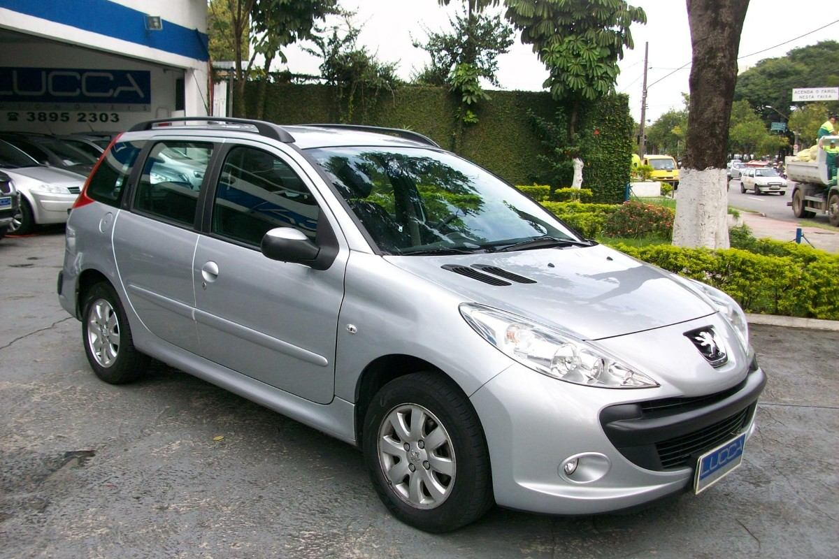 2013 peugeot 207 sw pictures information and specs auto. Black Bedroom Furniture Sets. Home Design Ideas