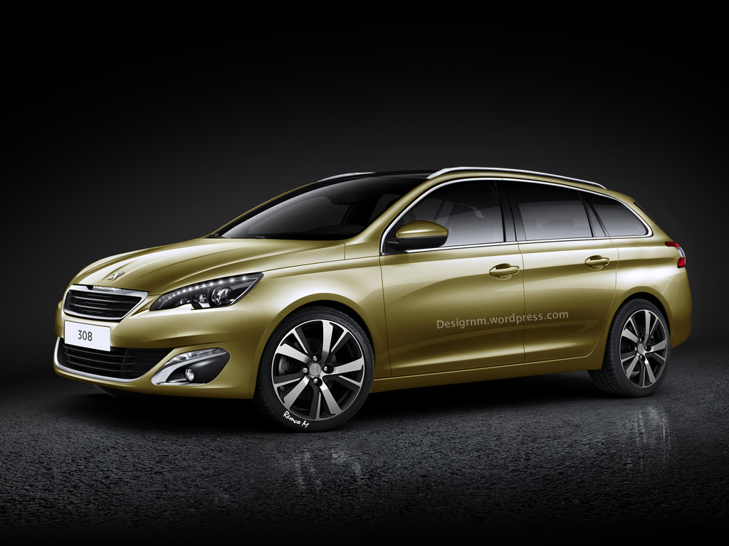 Cars peugeot 307 station wagon 2014 #3
