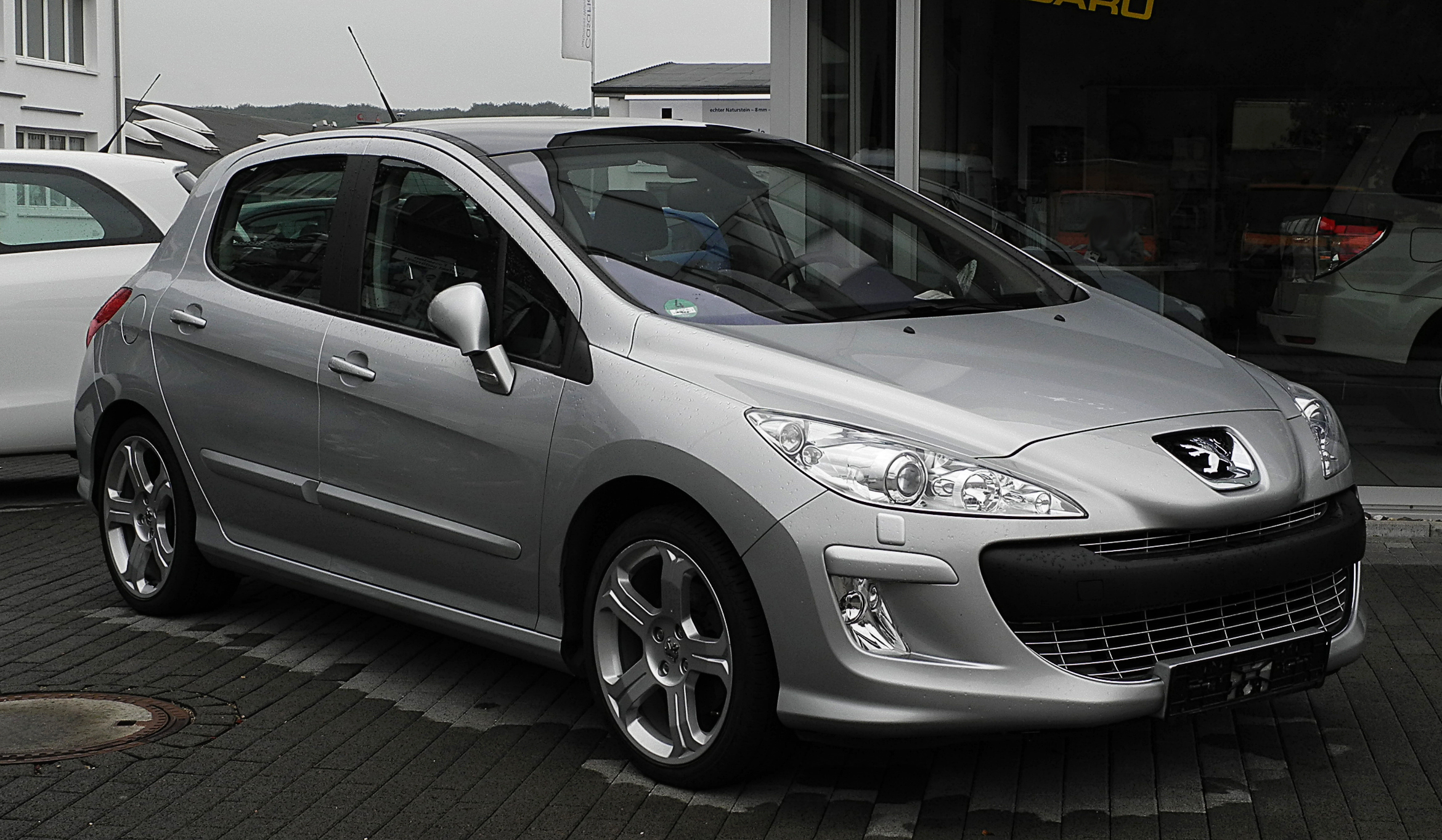 2011 peugeot 308 pictures information and specs auto. Black Bedroom Furniture Sets. Home Design Ideas