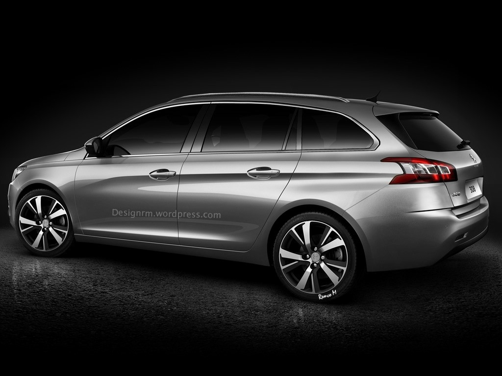 2016 peugeot 308 sw pictures information and specs auto. Black Bedroom Furniture Sets. Home Design Ideas