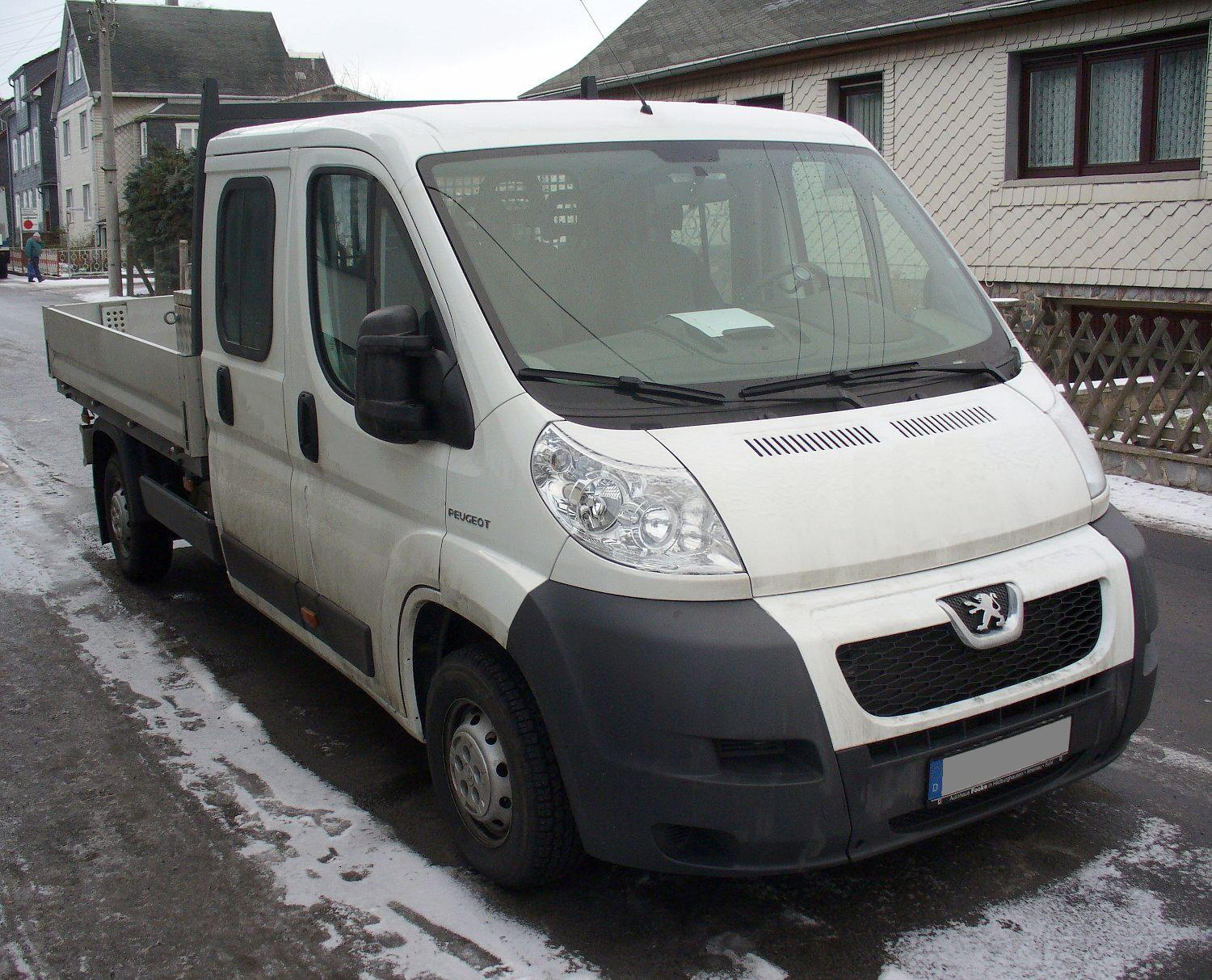 2002 peugeot boxer pictures information and specs auto. Black Bedroom Furniture Sets. Home Design Ideas